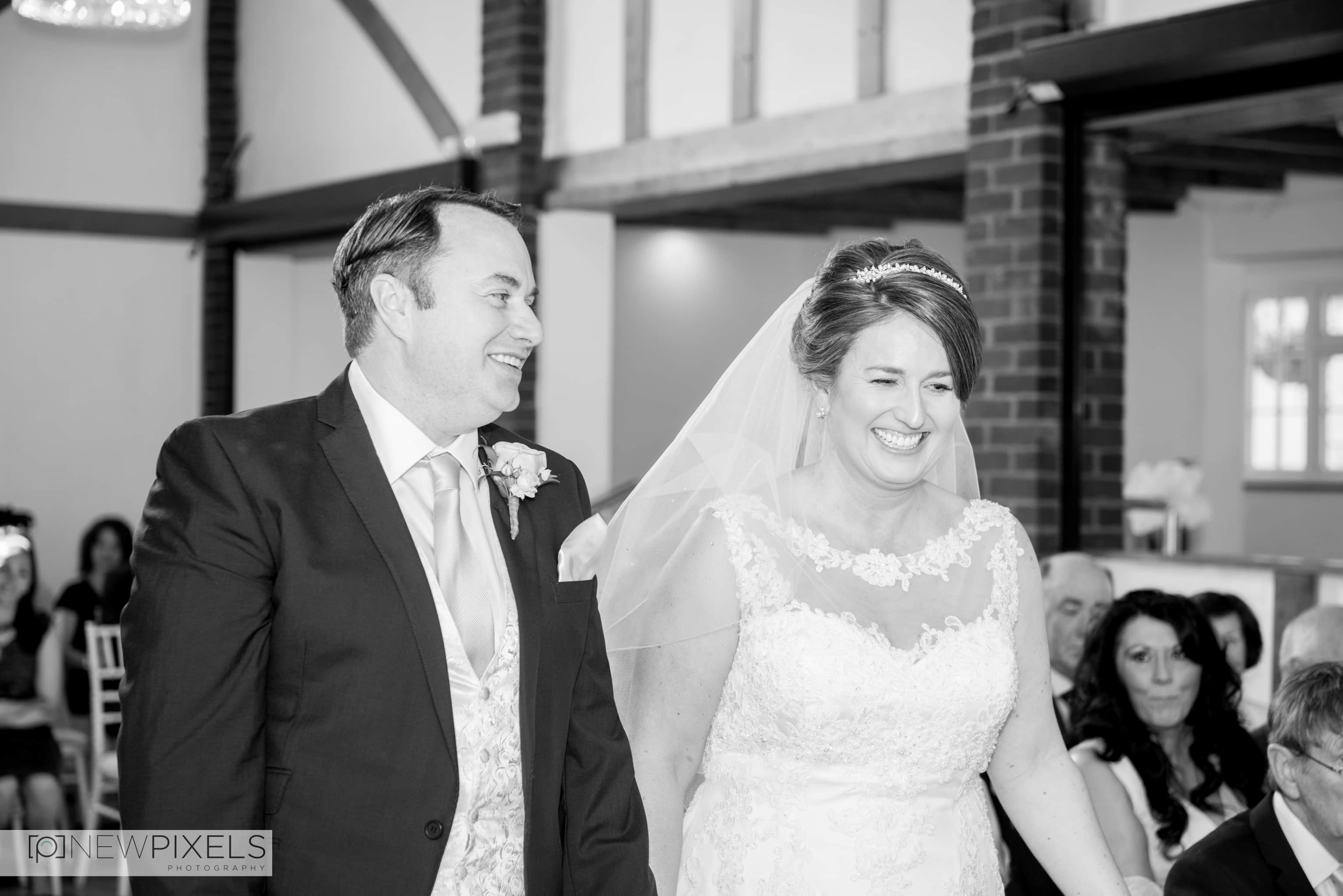 Ye Olde Plough House Wedding Photographs-9