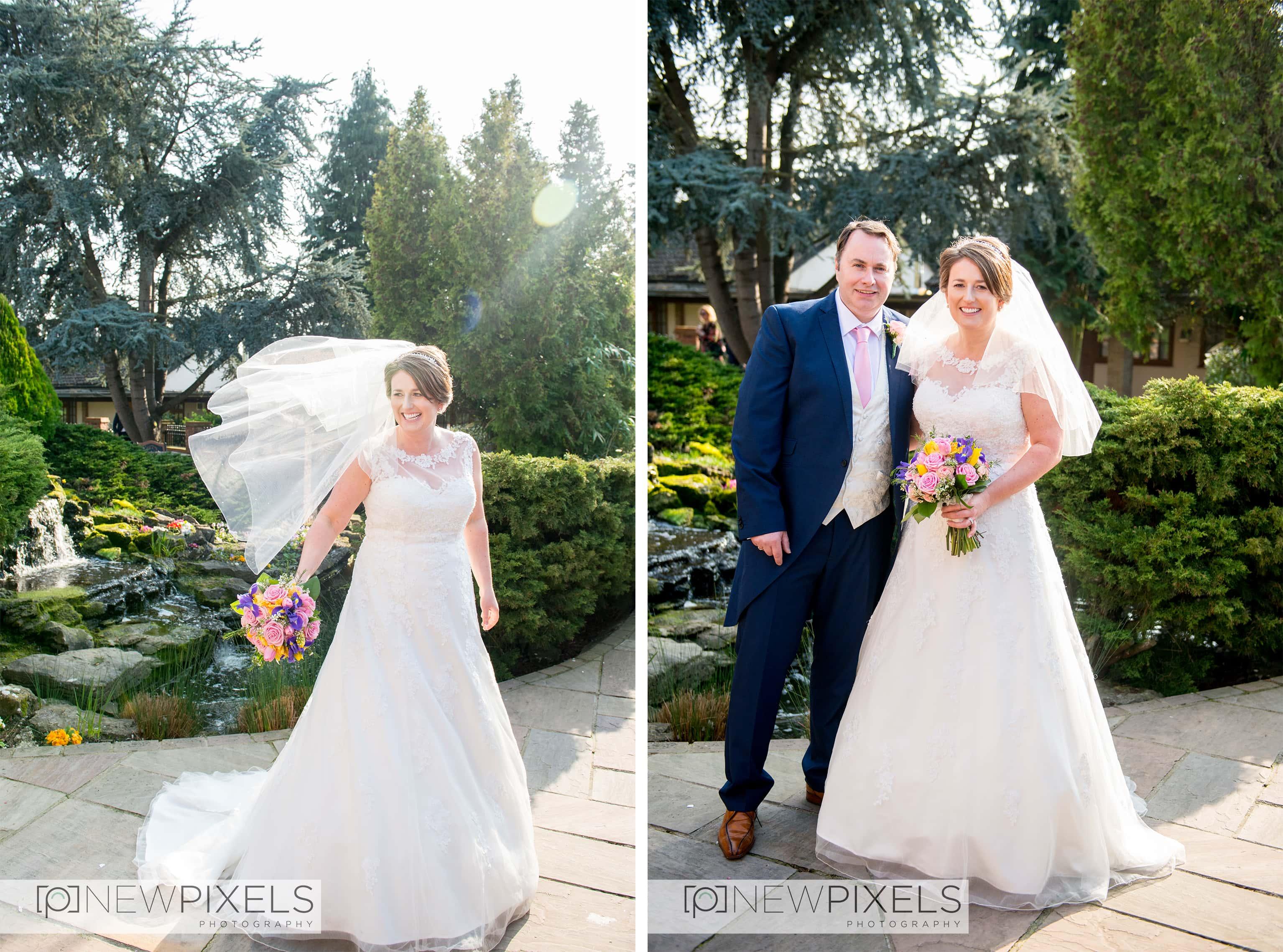 Ye Olde Plough House Wedding Photography1