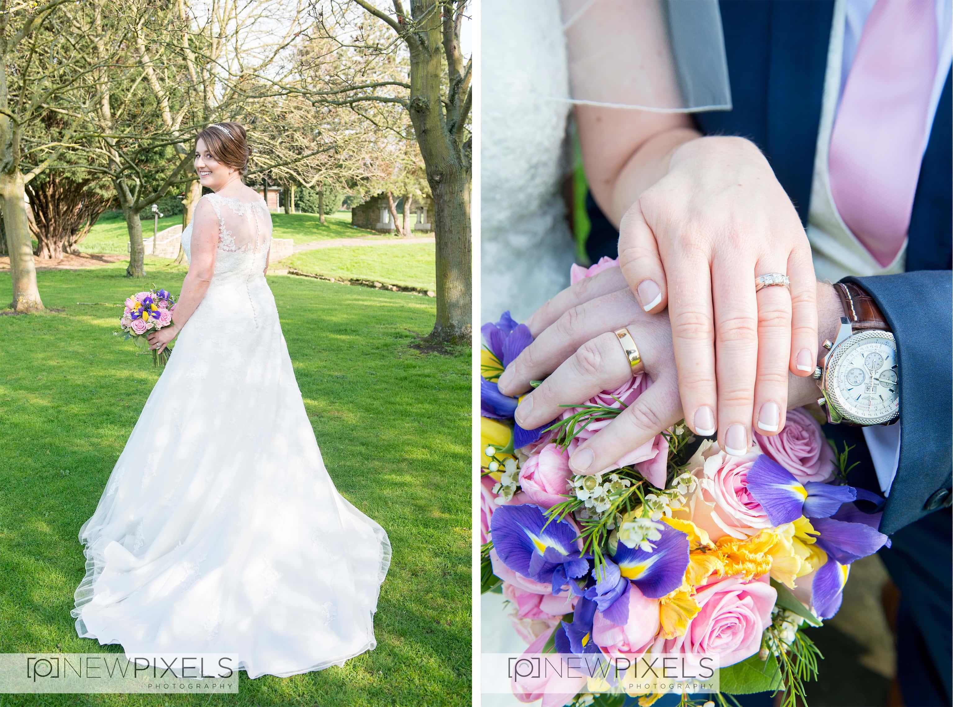Ye Olde Plough House Wedding Photography2