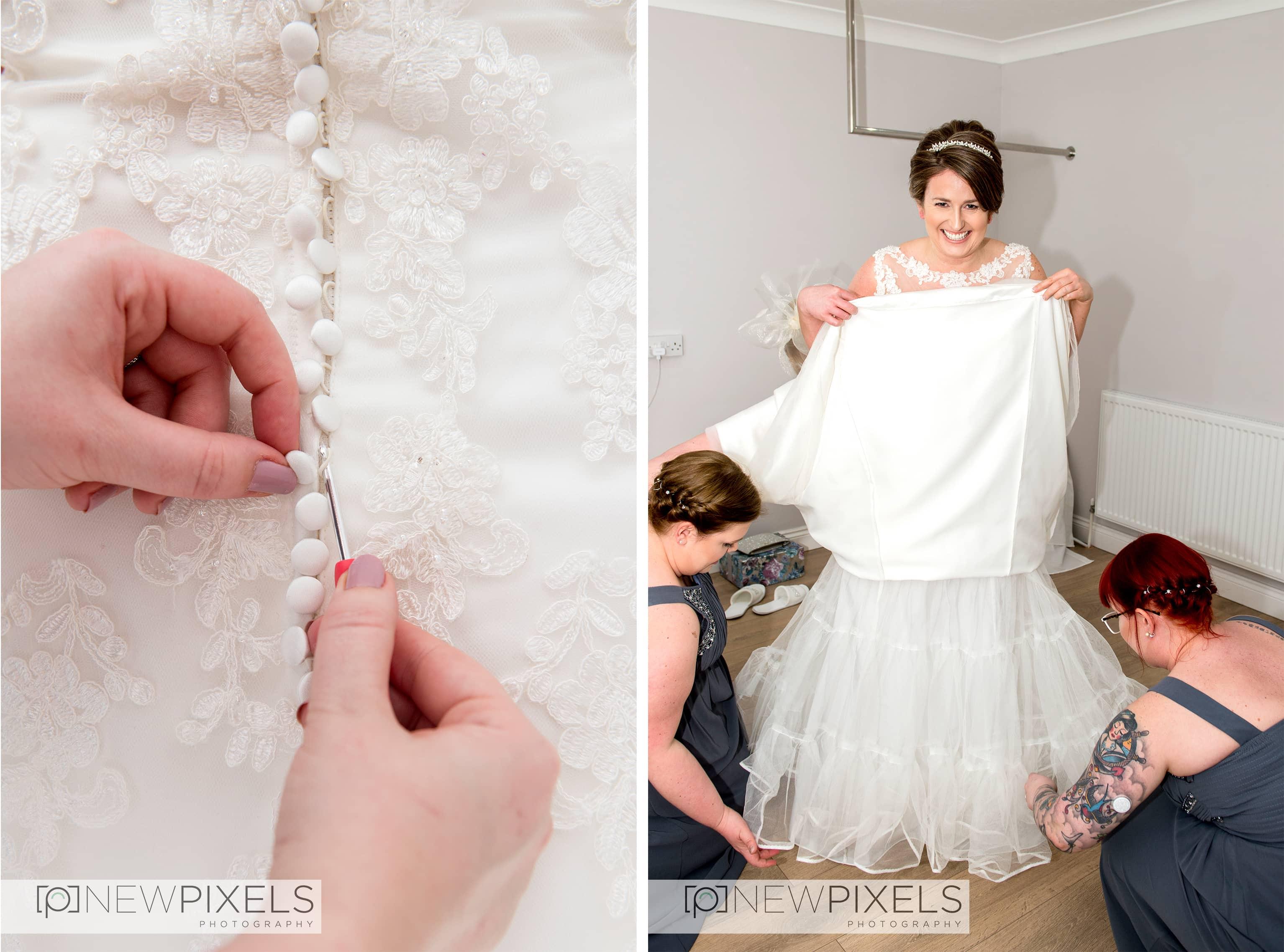Ye Olde Plough House Wedding Photography6