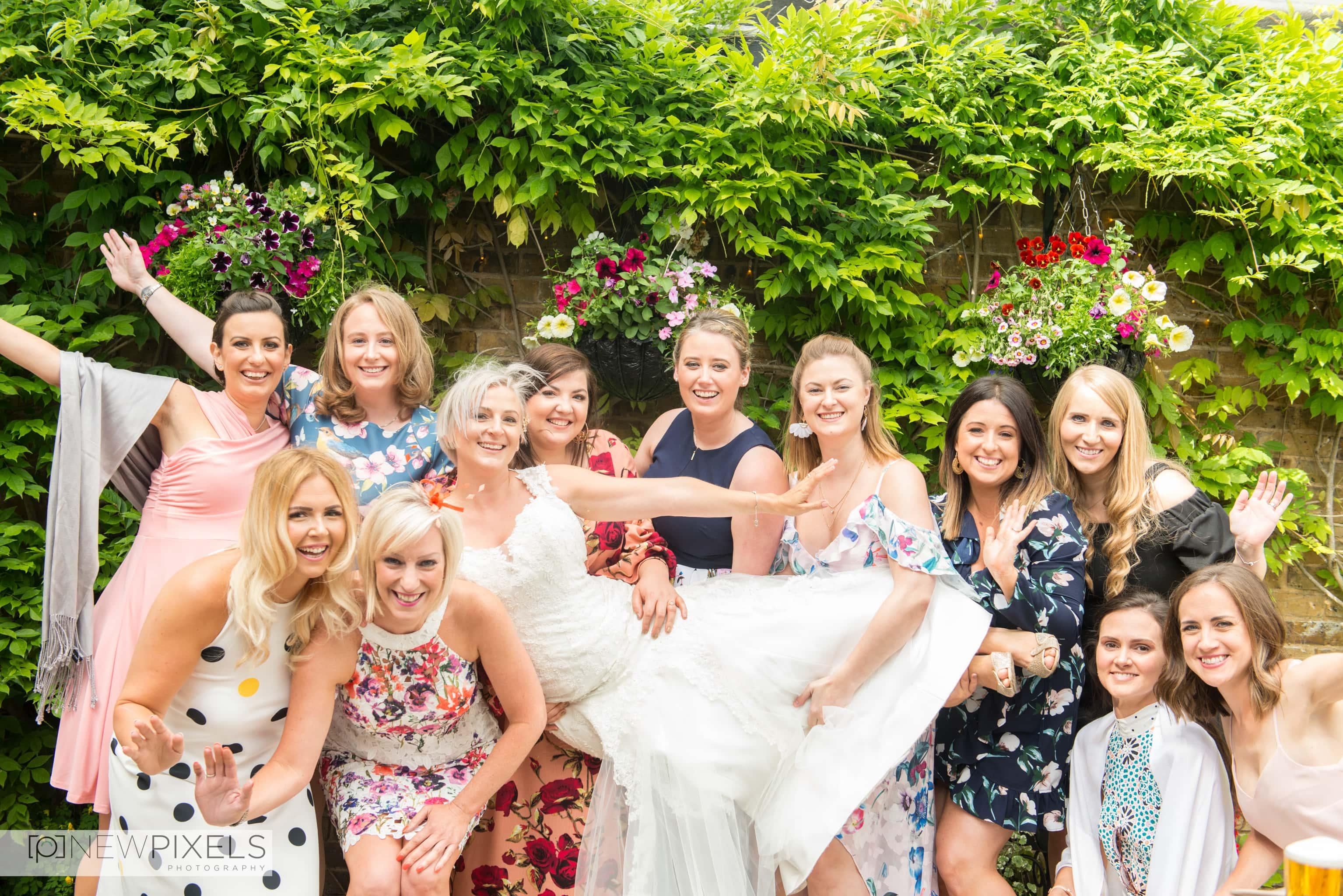 Ongar Bell Wedding -29