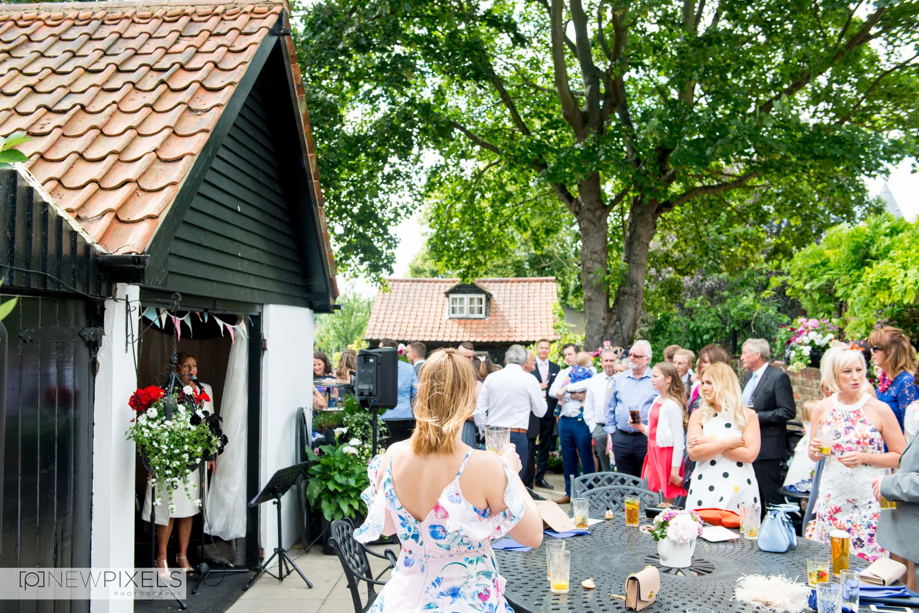 Ongar Bell Wedding -32