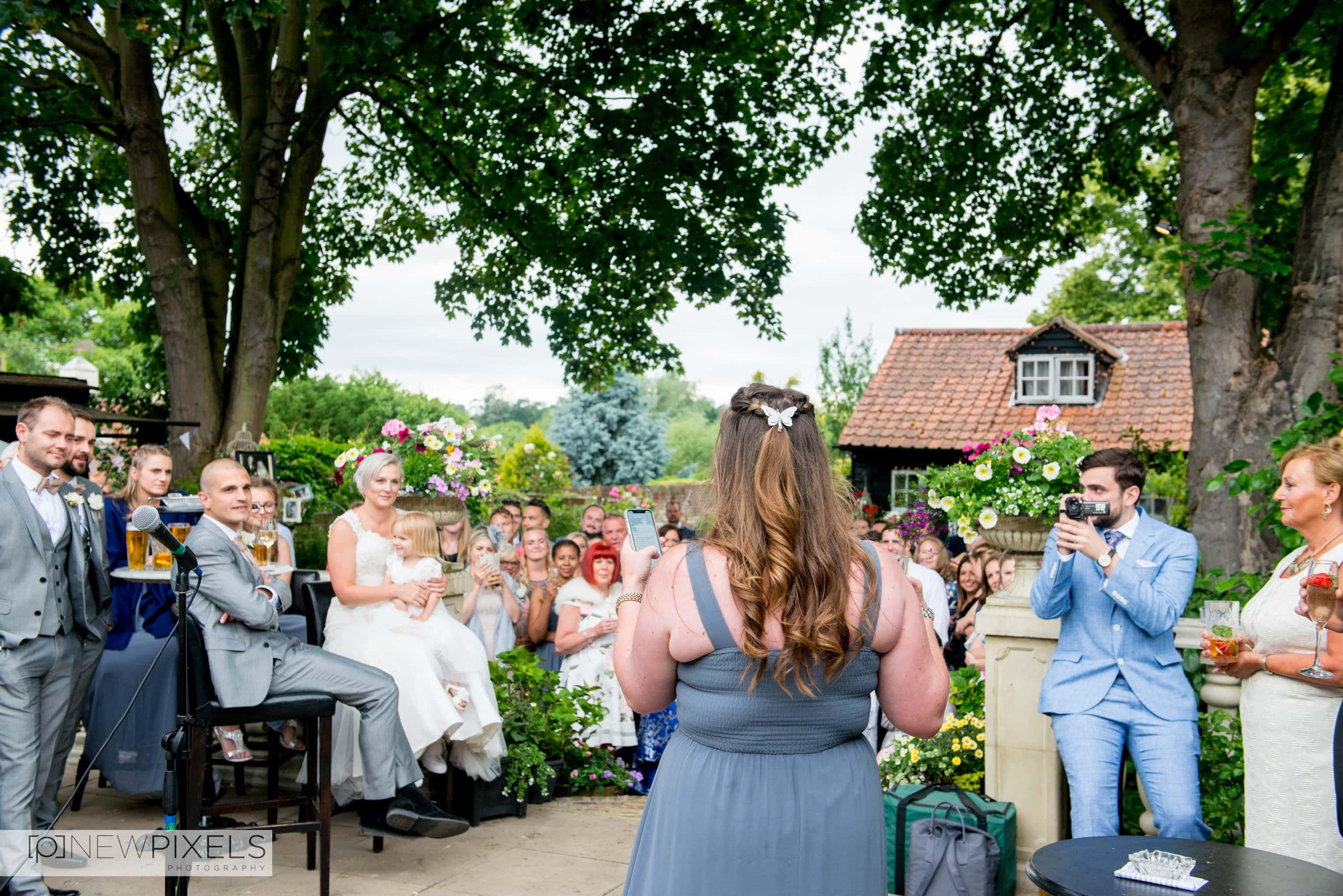 Ongar Bell Wedding -34