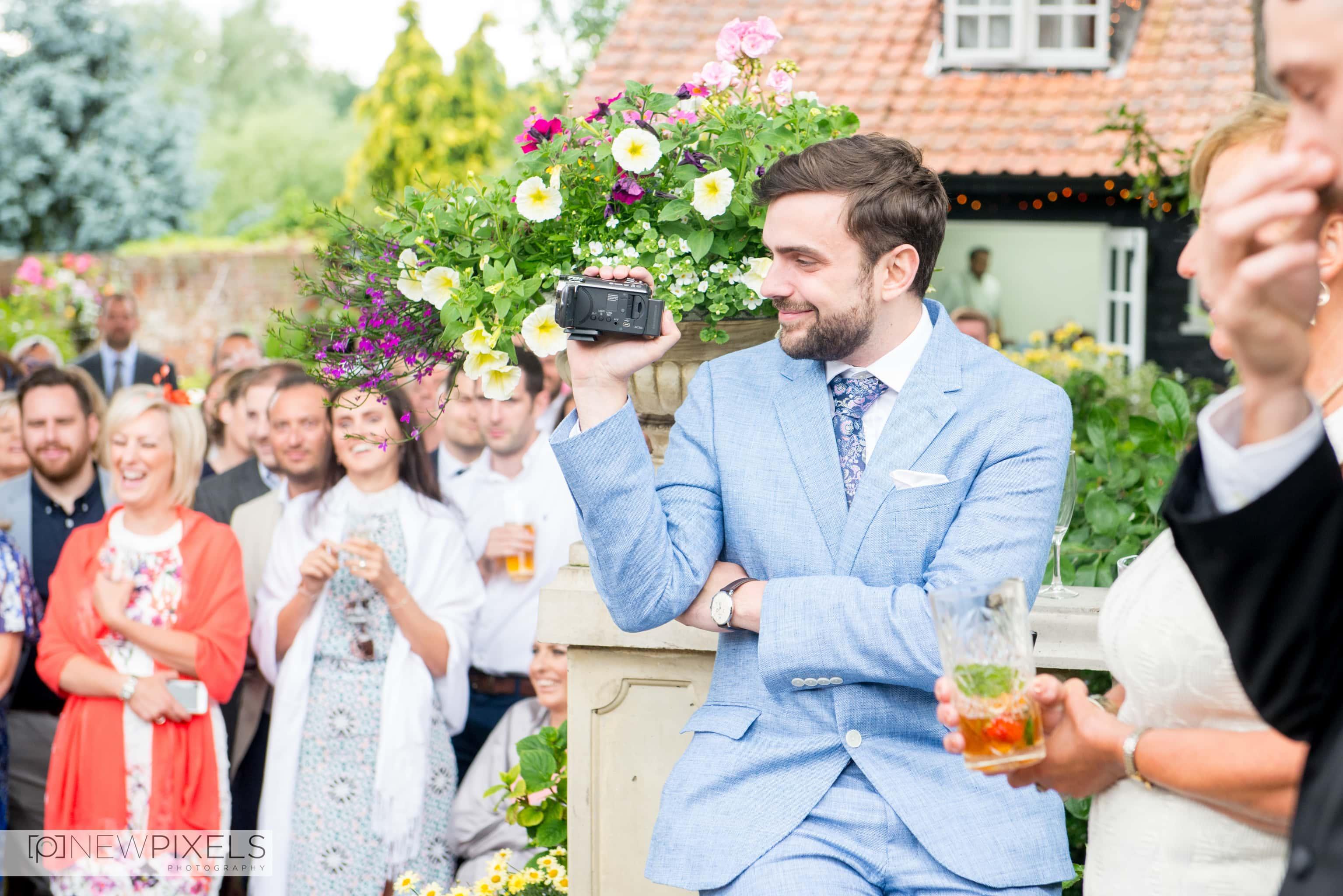 Ongar Bell Wedding -36