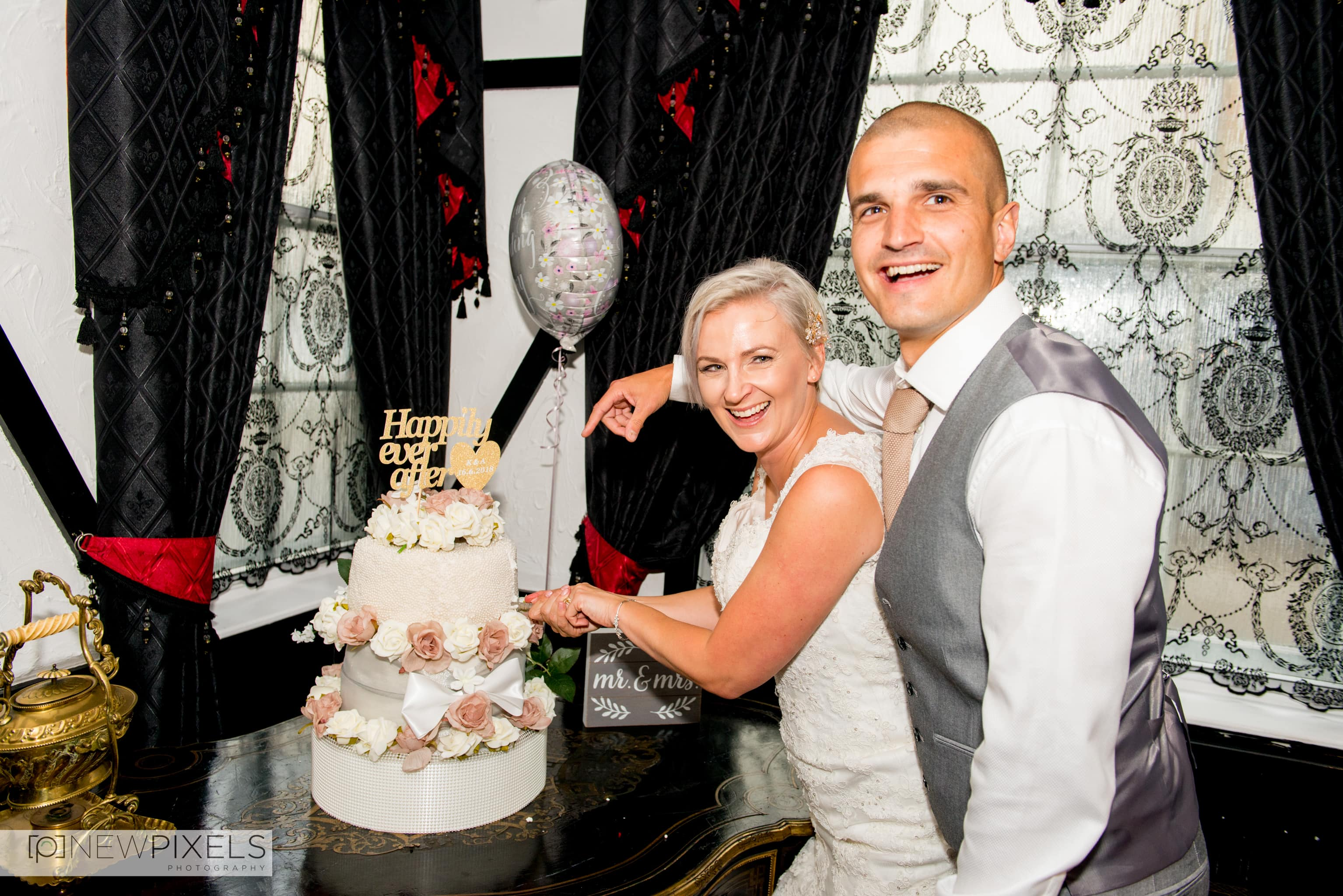 Ongar Bell Wedding -58