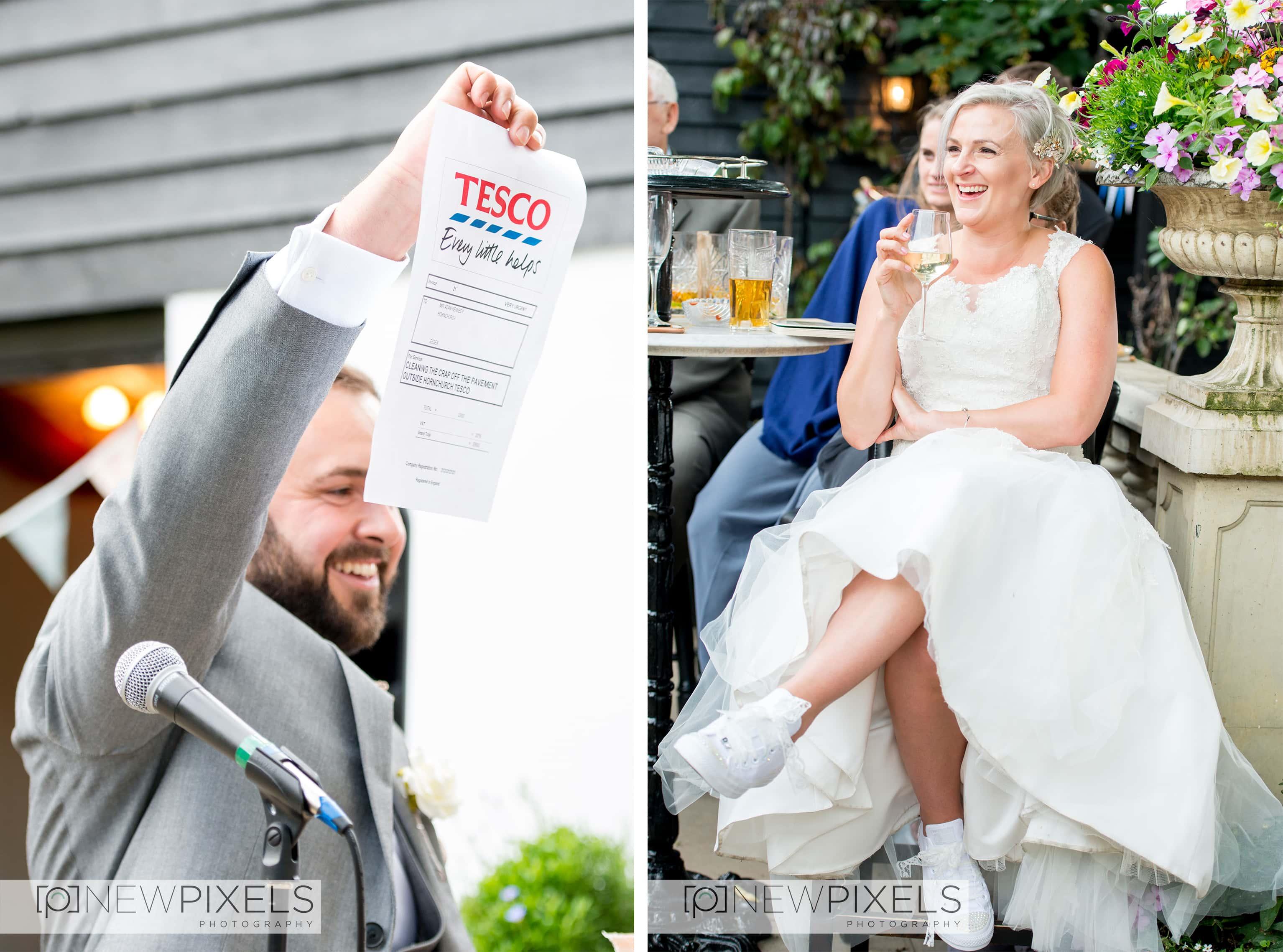 Ongar Bell Wedding Photography3