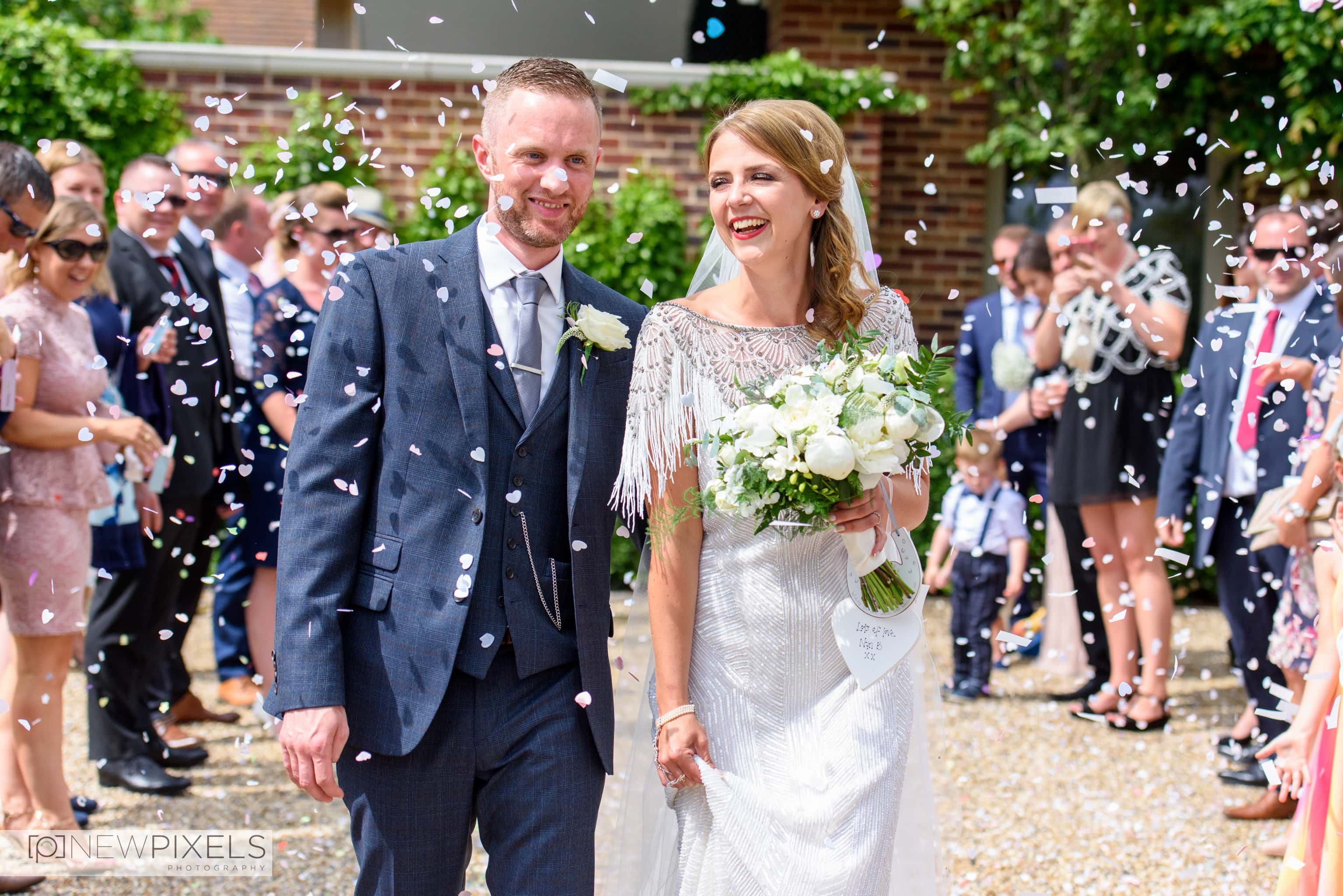 The Lion Inn Essex Wedding Photographs-15