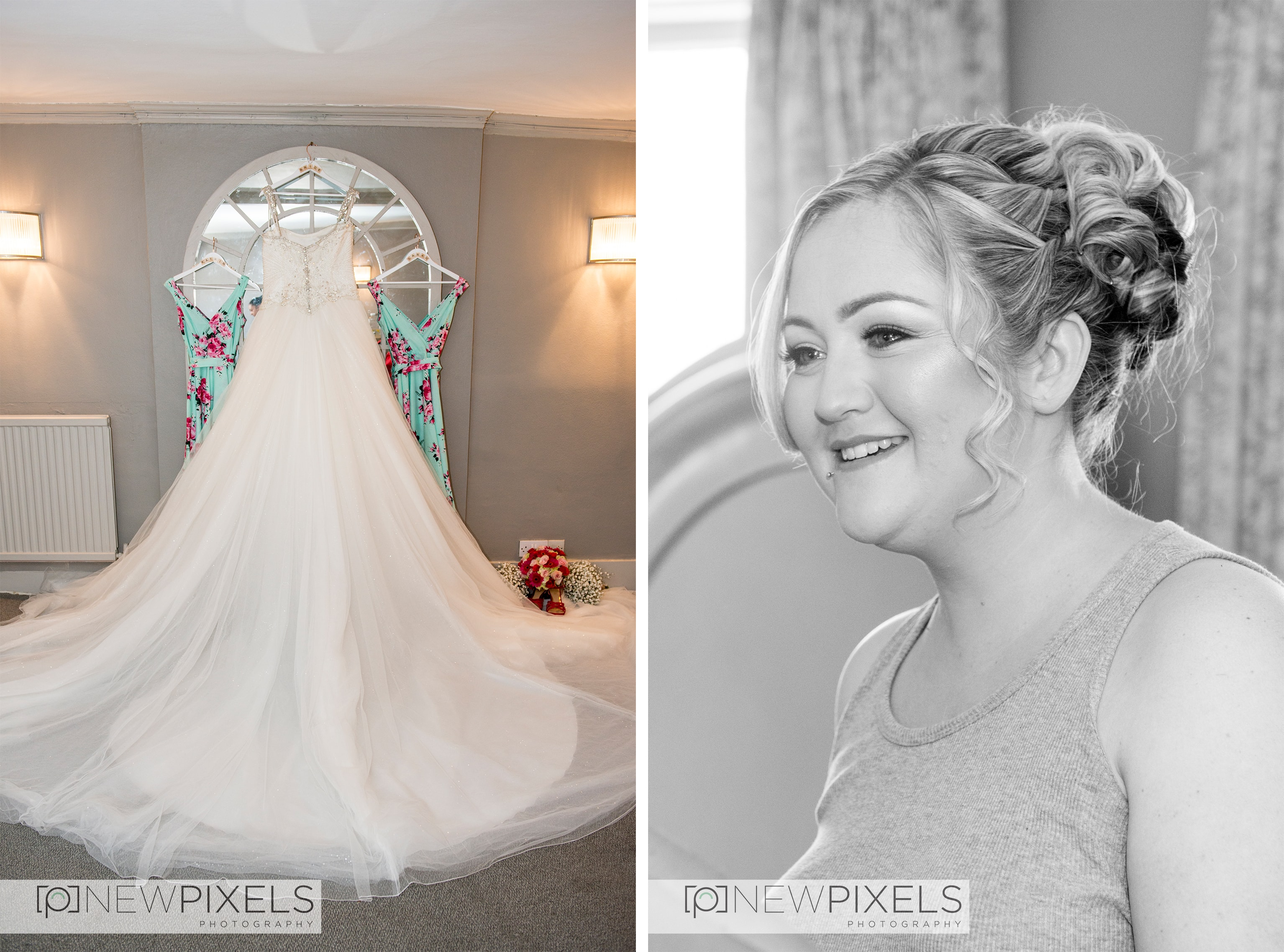 The rooms in the roading wedding photography2