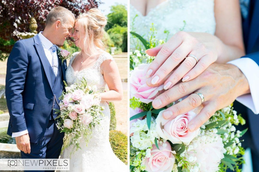 Letchworth Hall Hotel wedding photography