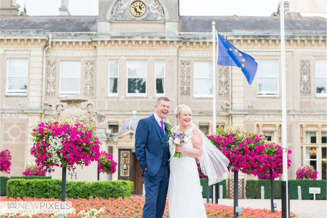 Local Down Hall Wedding Photographer