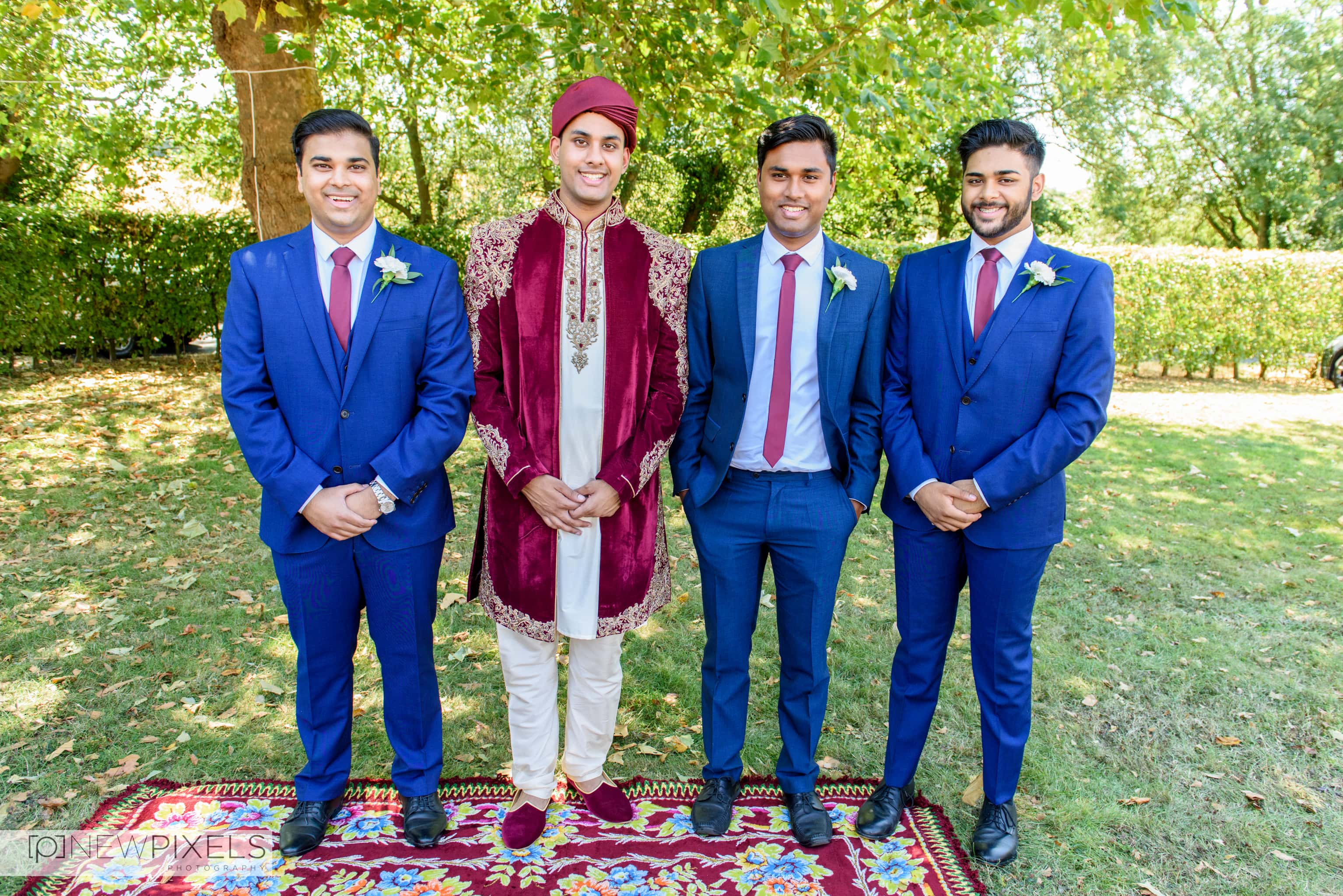 Asian Wedding Photography Essex-19