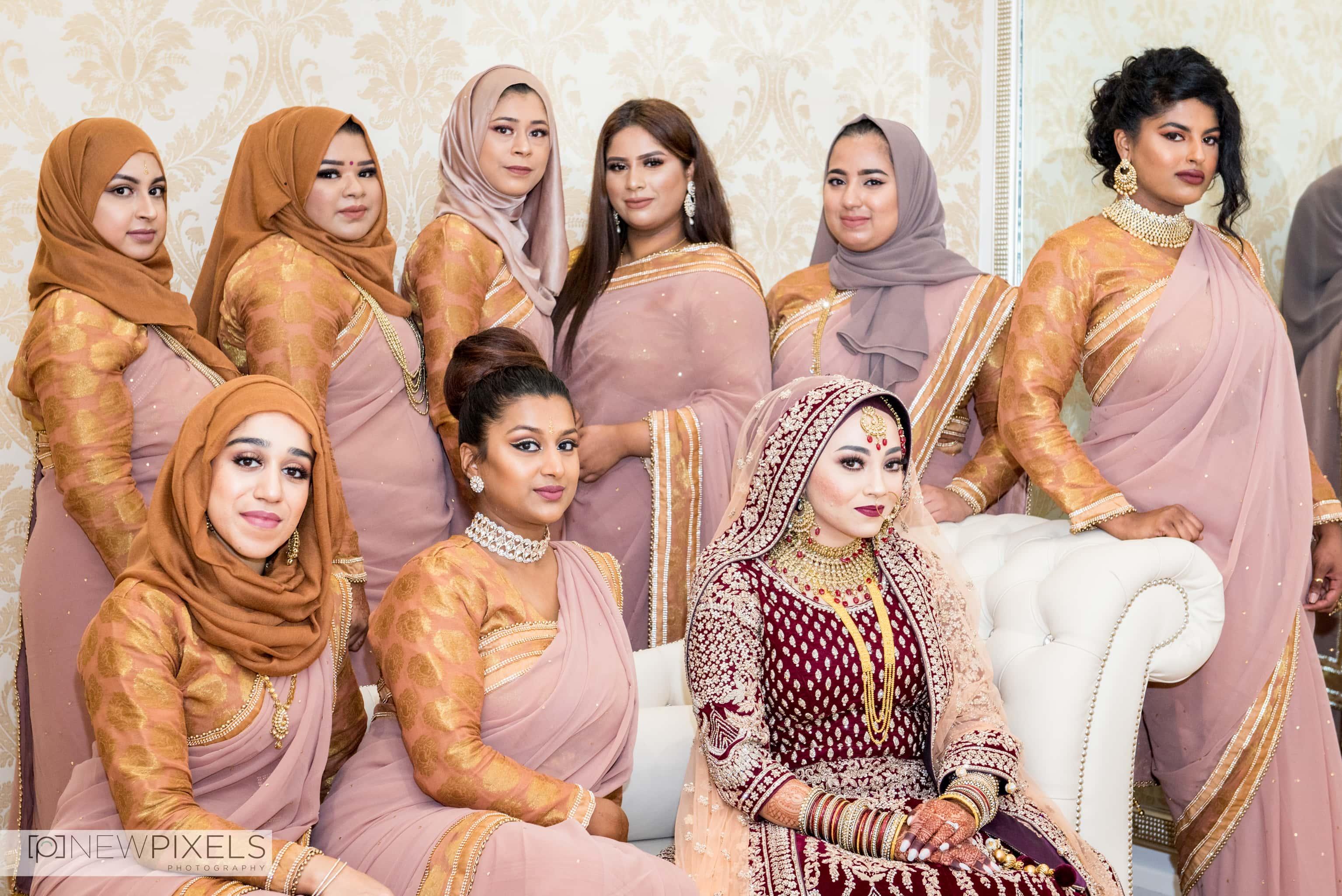 Asian Wedding Photography Essex-20