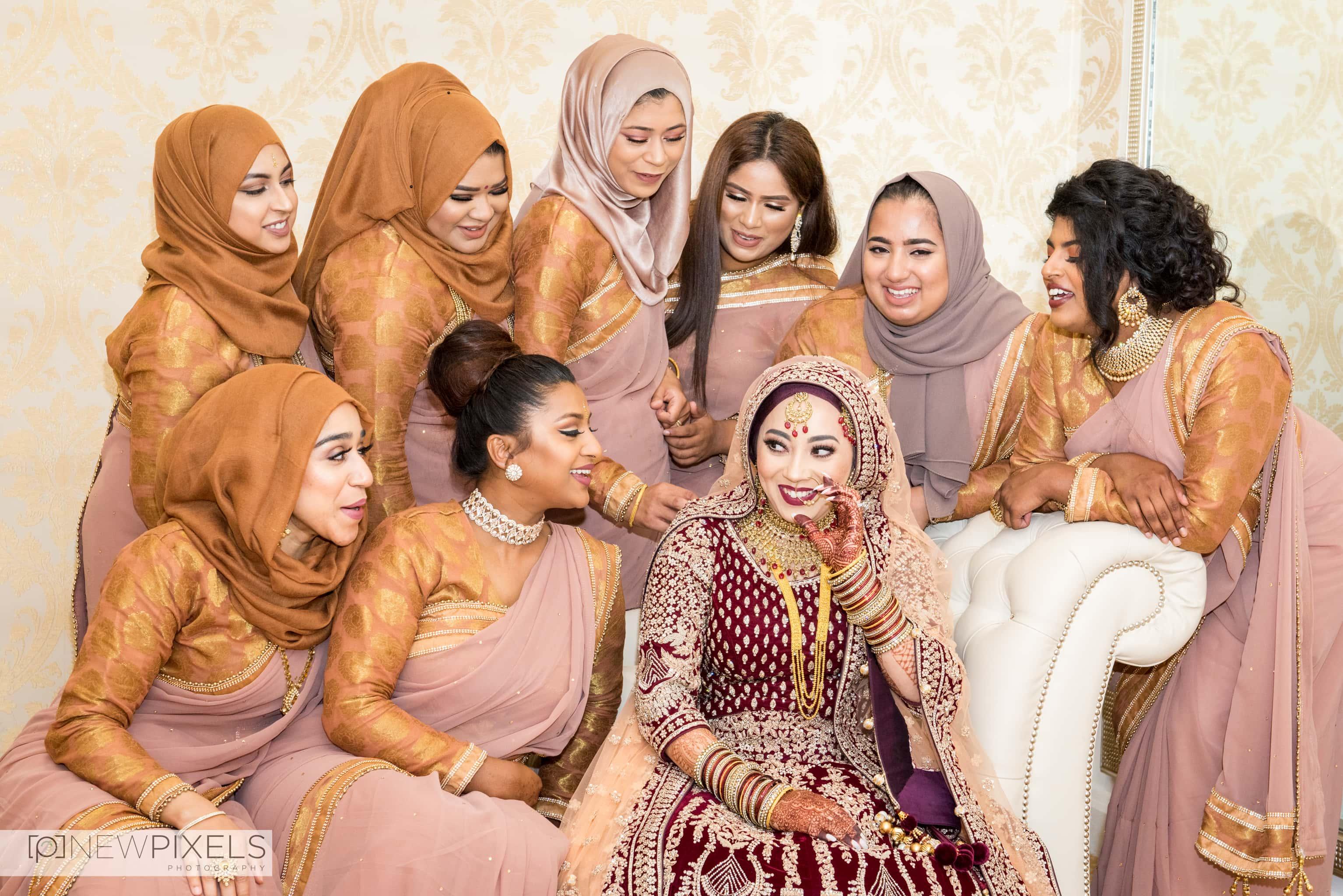 Asian Wedding Photography Essex-21