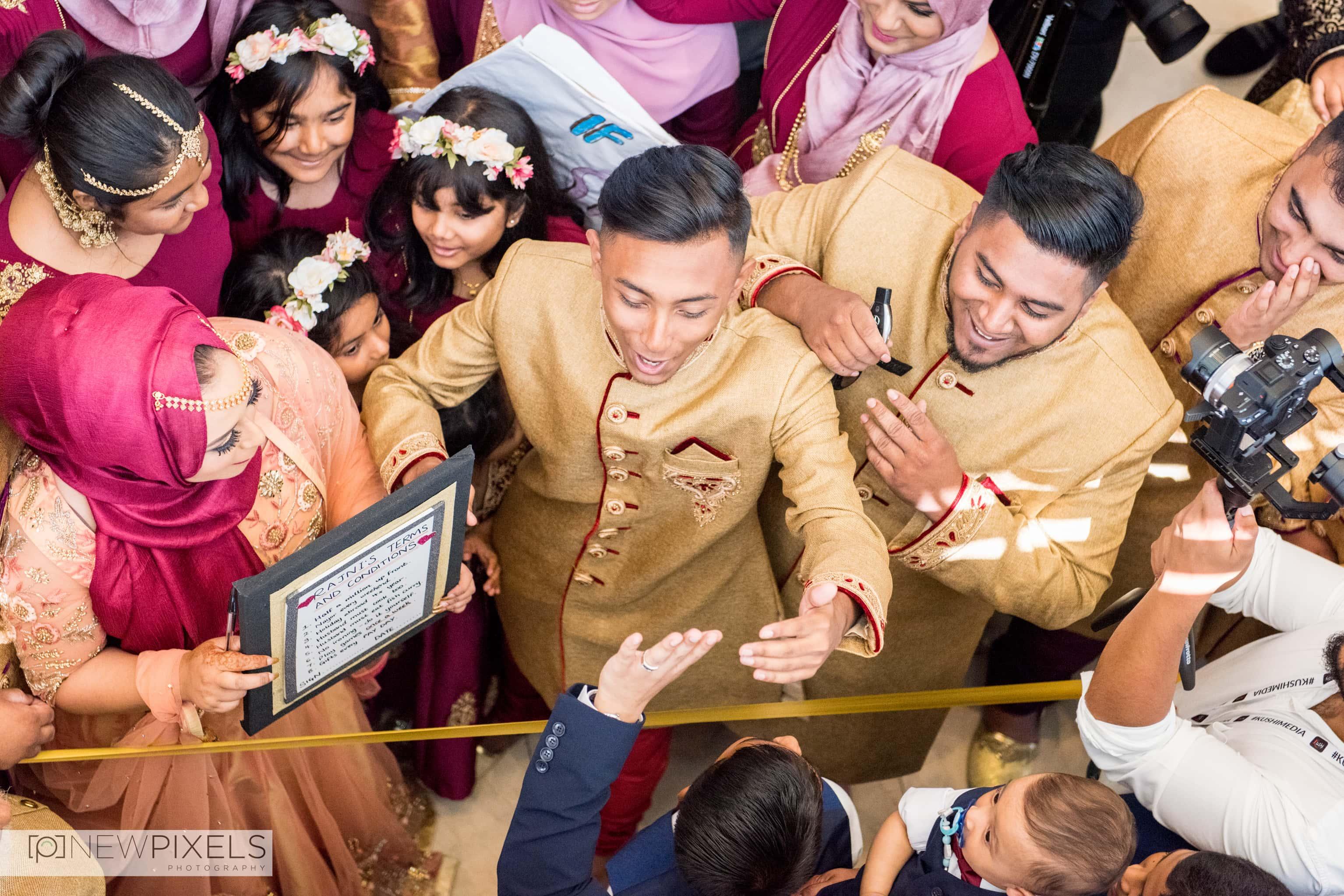 Asian Wedding Photography Essex-37