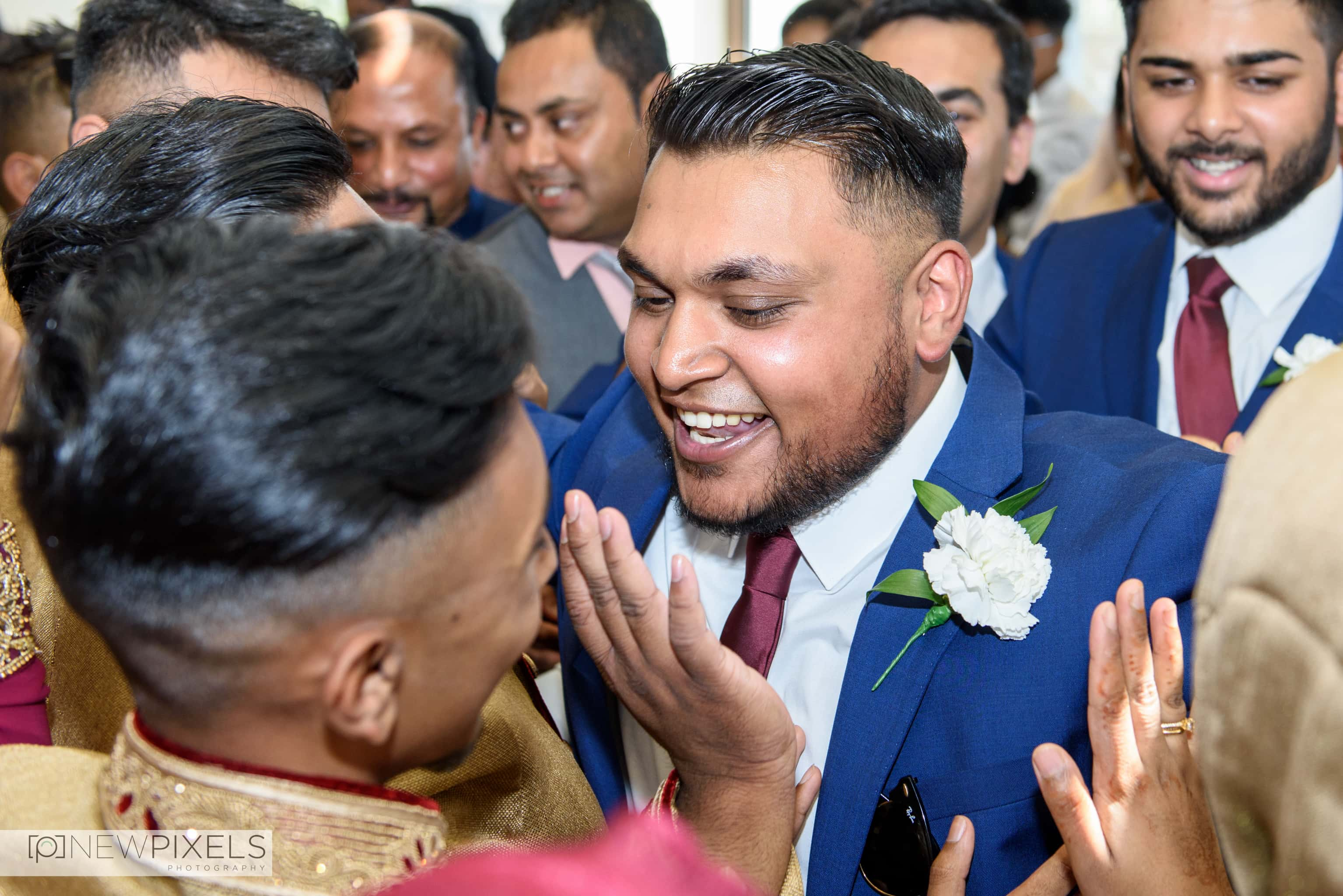Asian Wedding Photography Essex-38