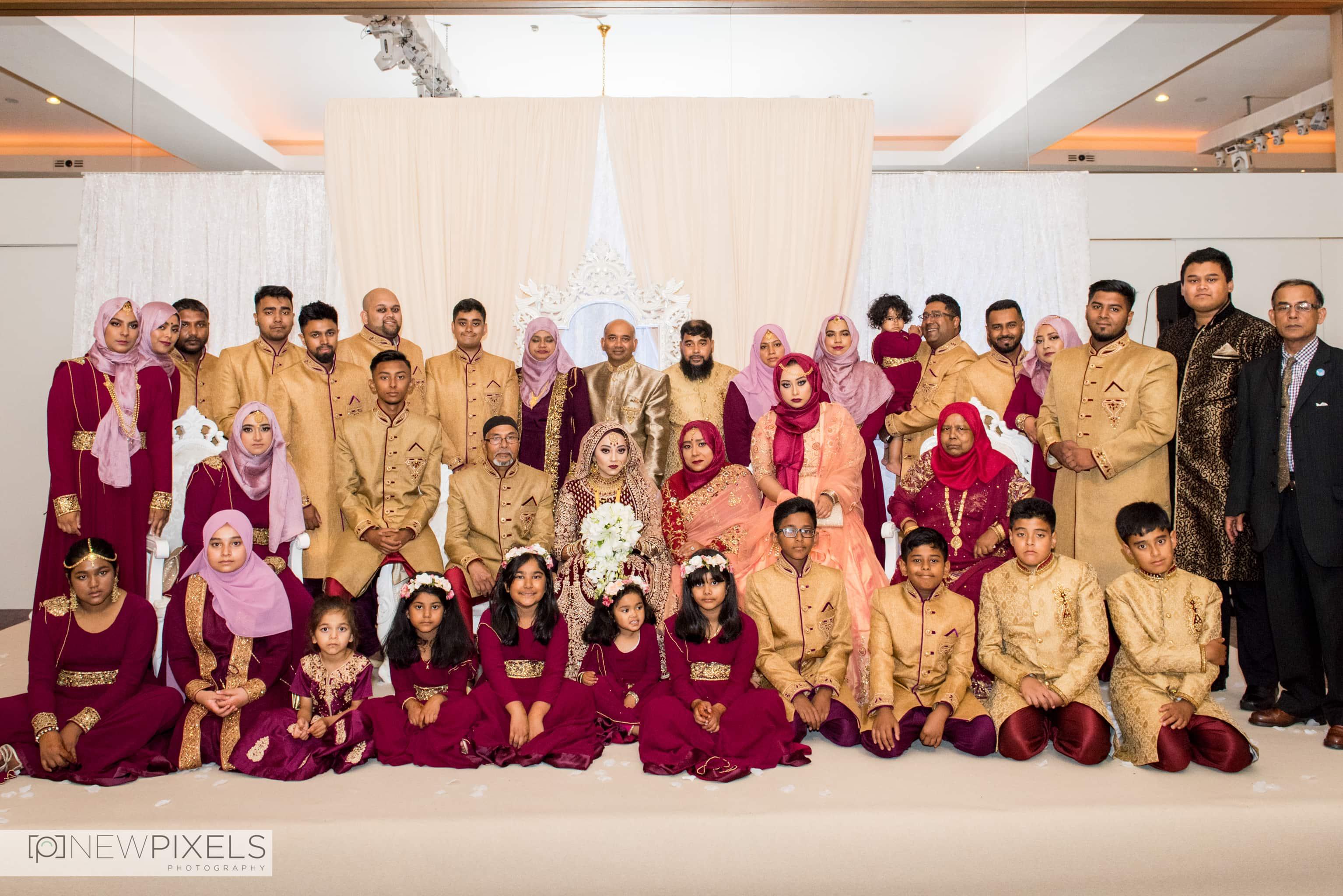 Asian Wedding Photography Essex-45
