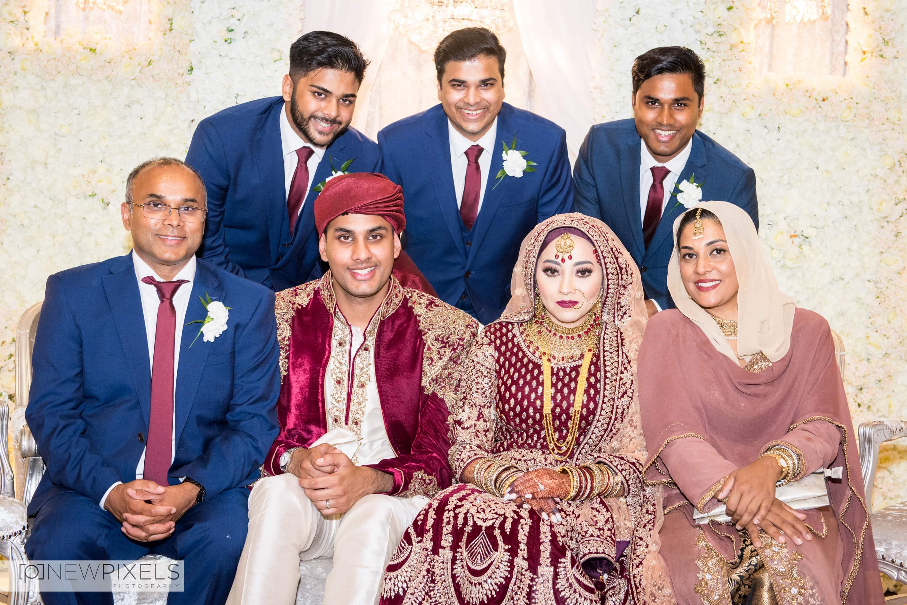 Asian Wedding Photography Essex-60