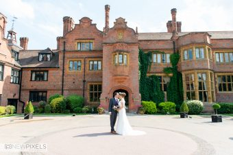 Wedding Photographer Hanbury Manor