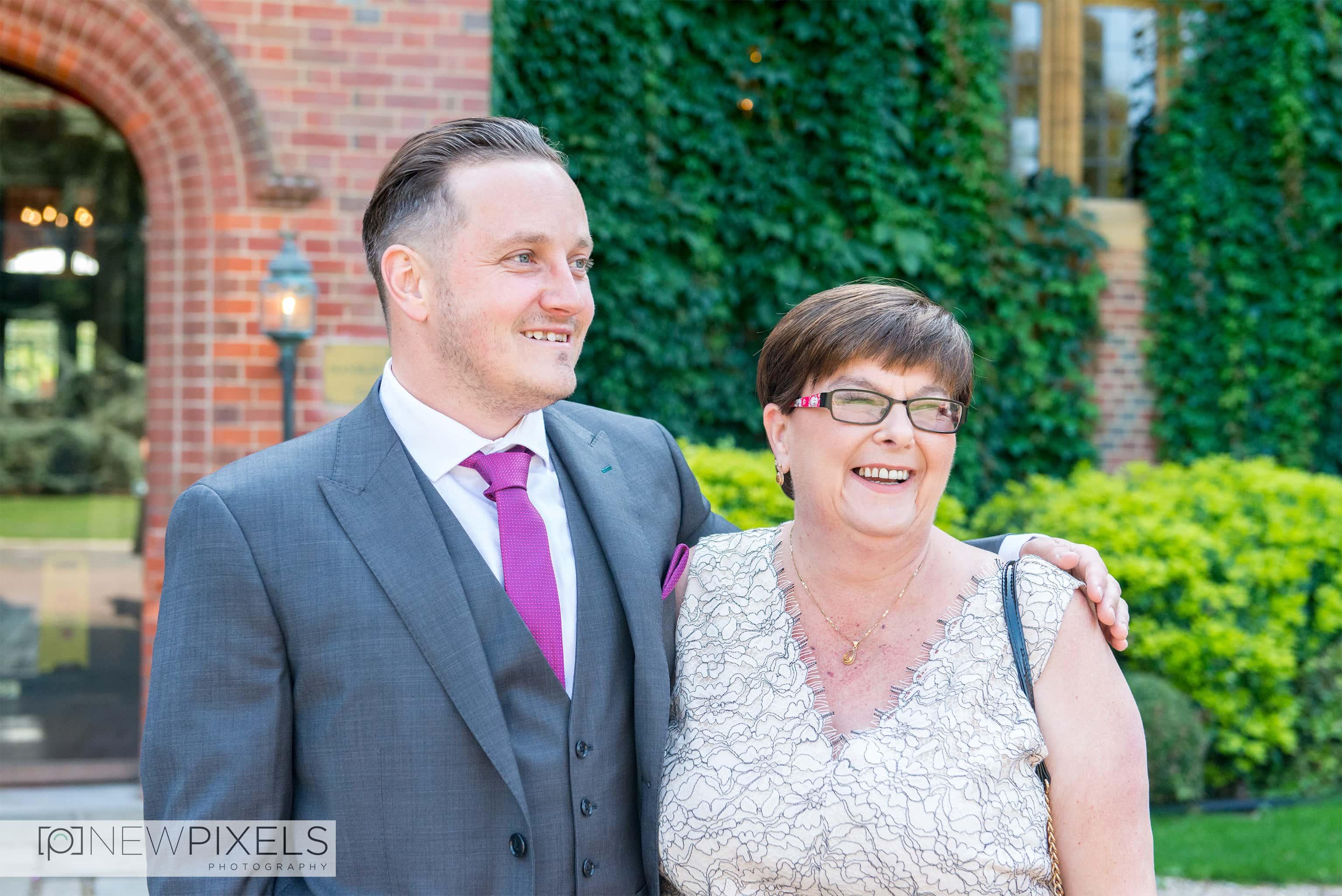 Hanbury Manor Wedding Photography-3