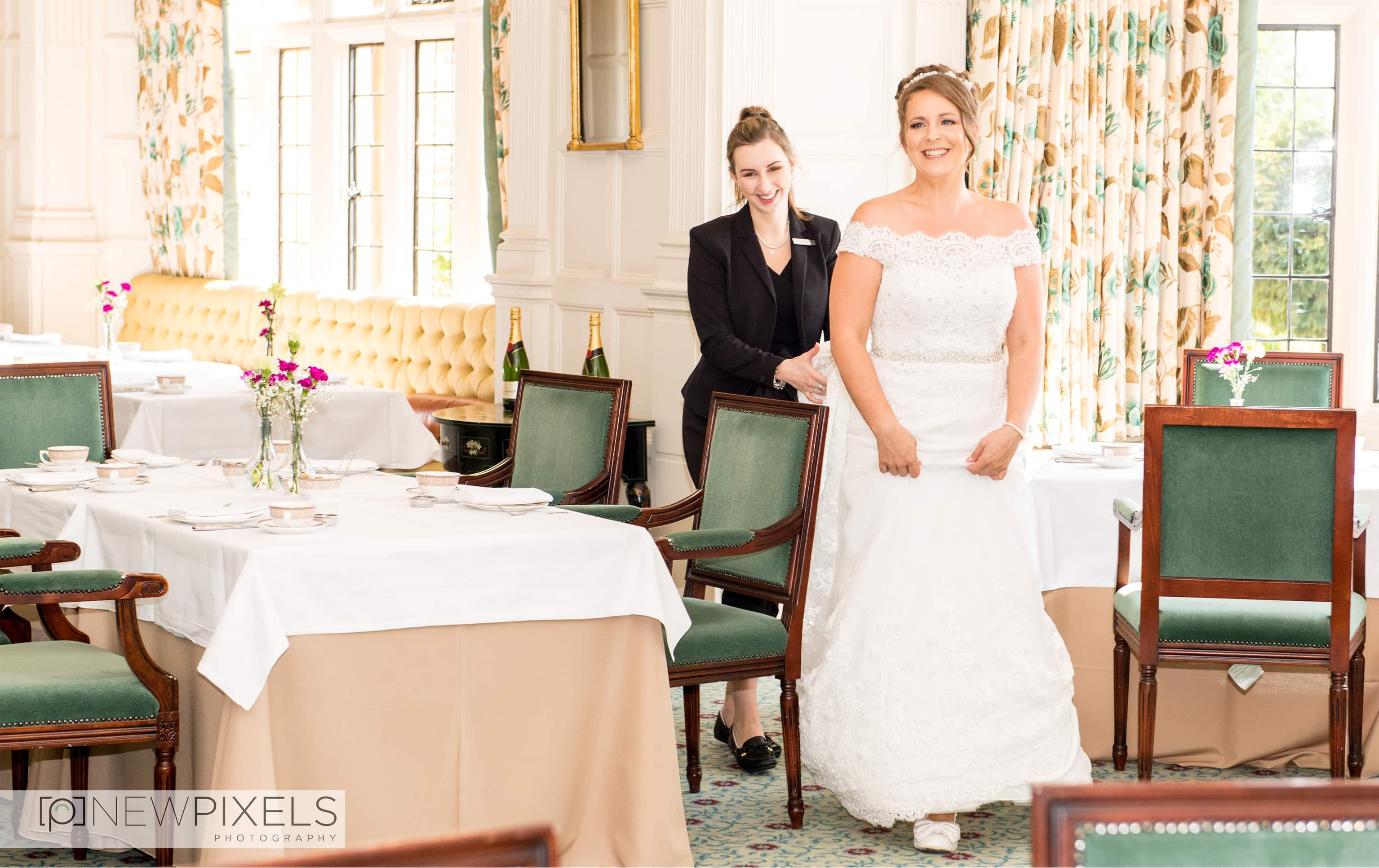 Hanbury Manor Wedding Photography-4
