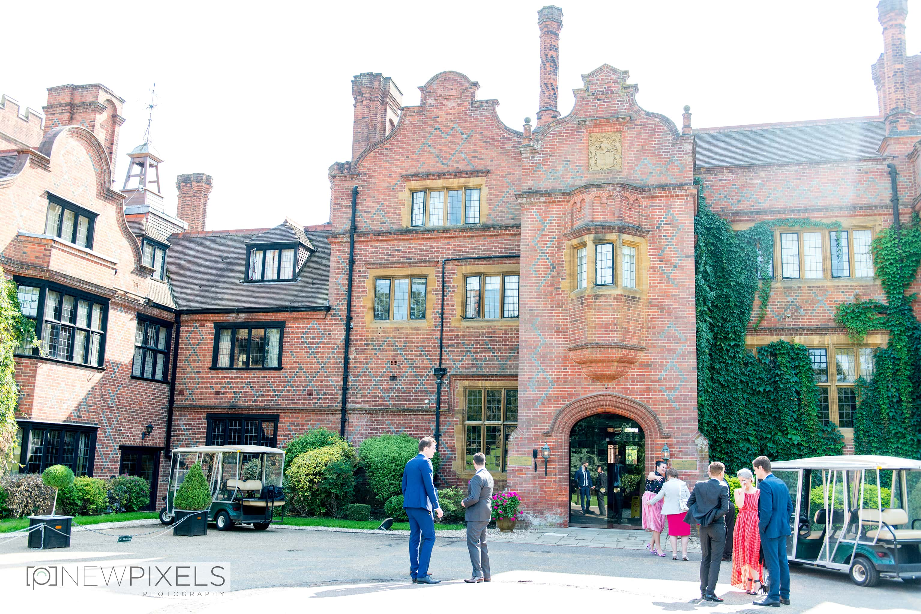 Hanbury Manor Wedding Photography-7