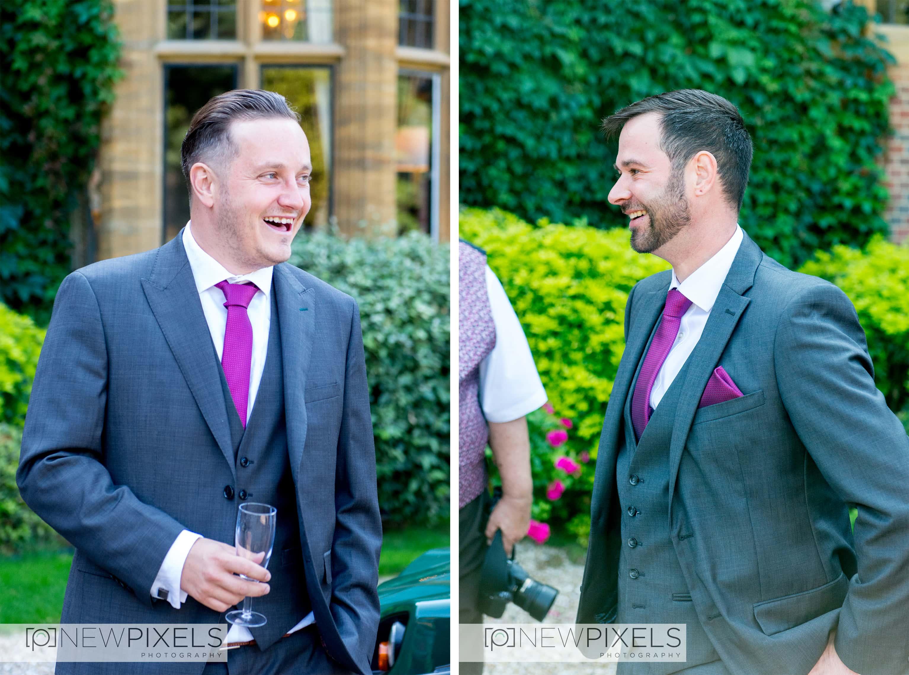 Hanbury Manor wedding photos