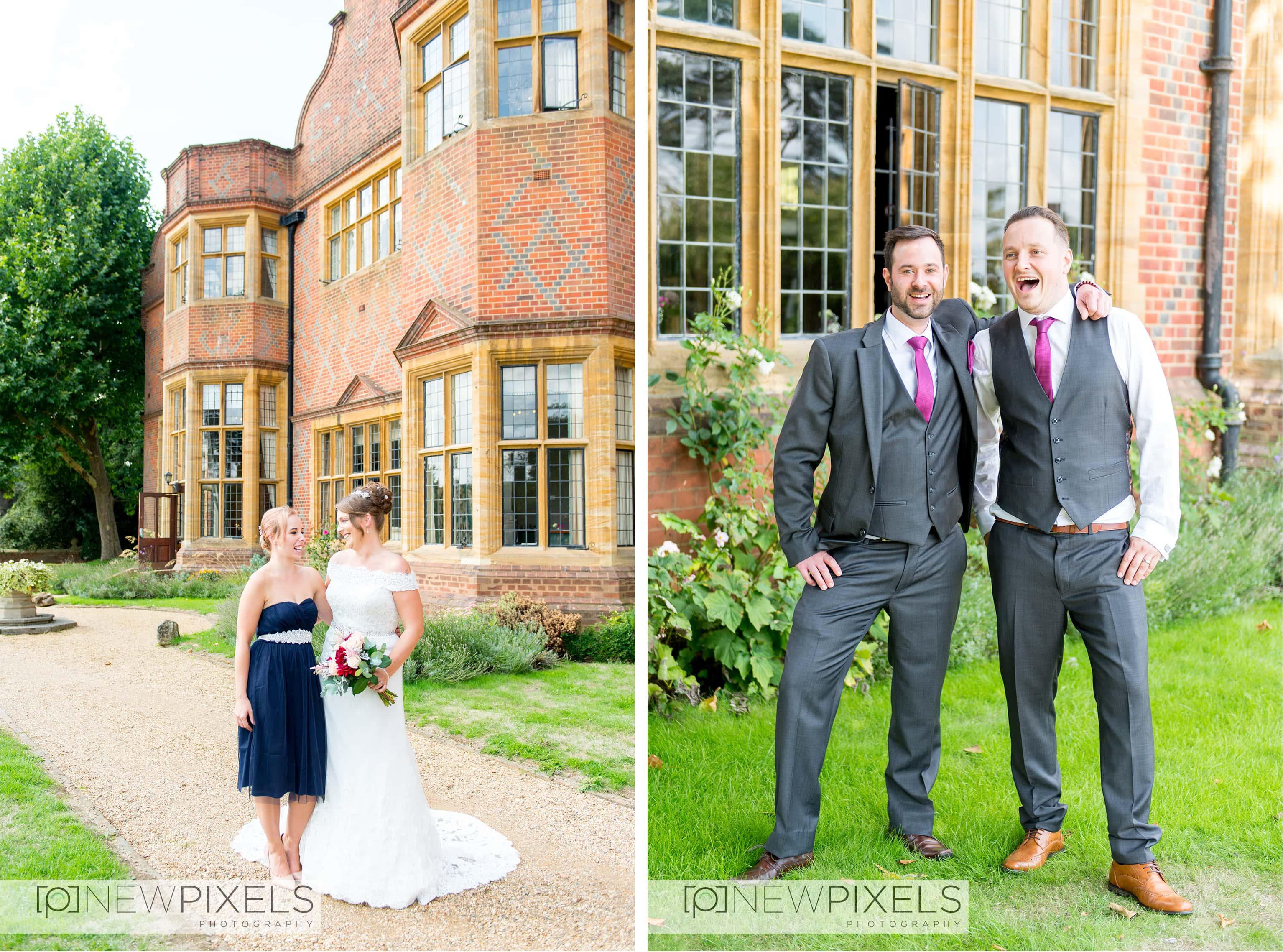 hanbury manor wedding photographer