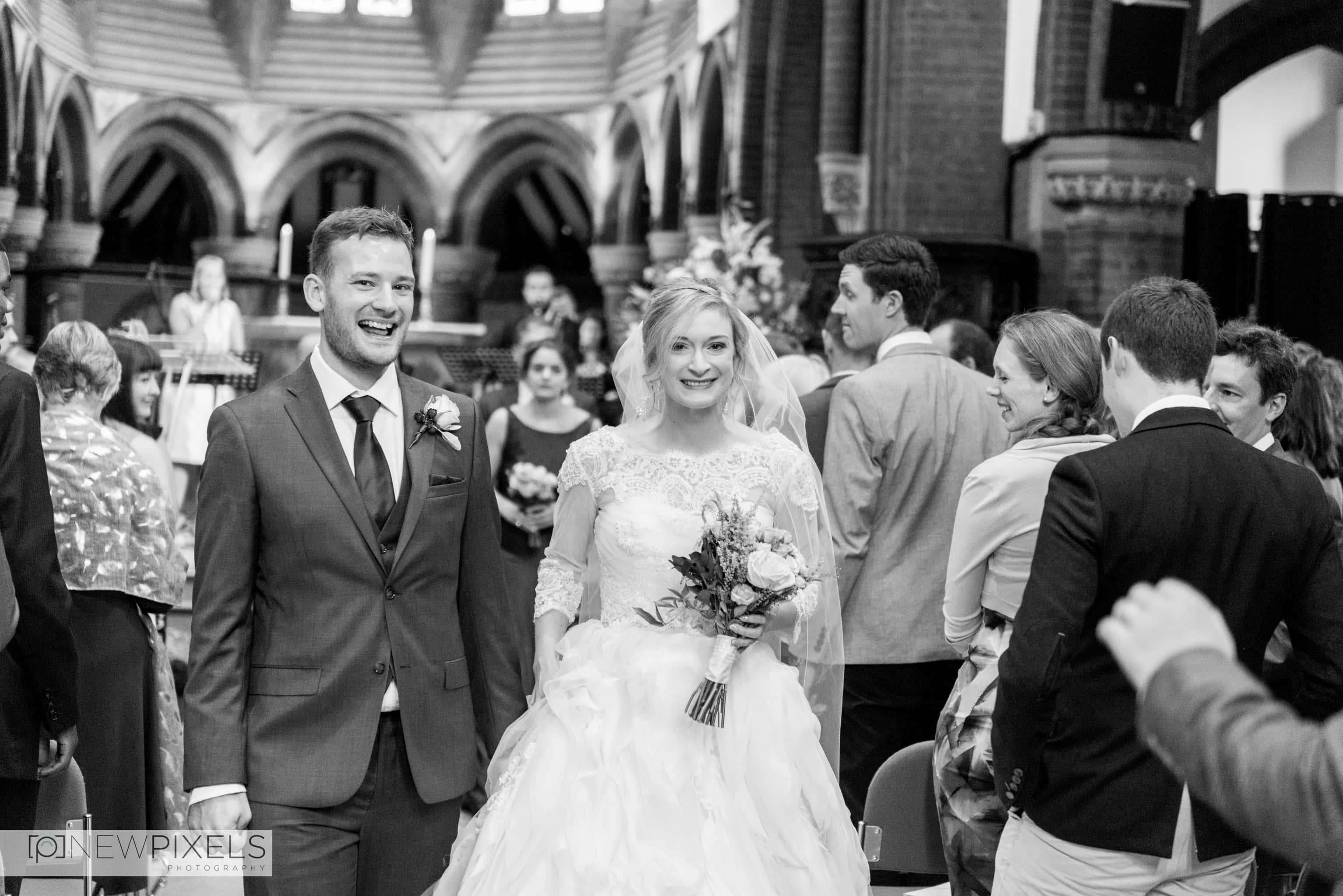 Brunswick House Wedding Photograph-13