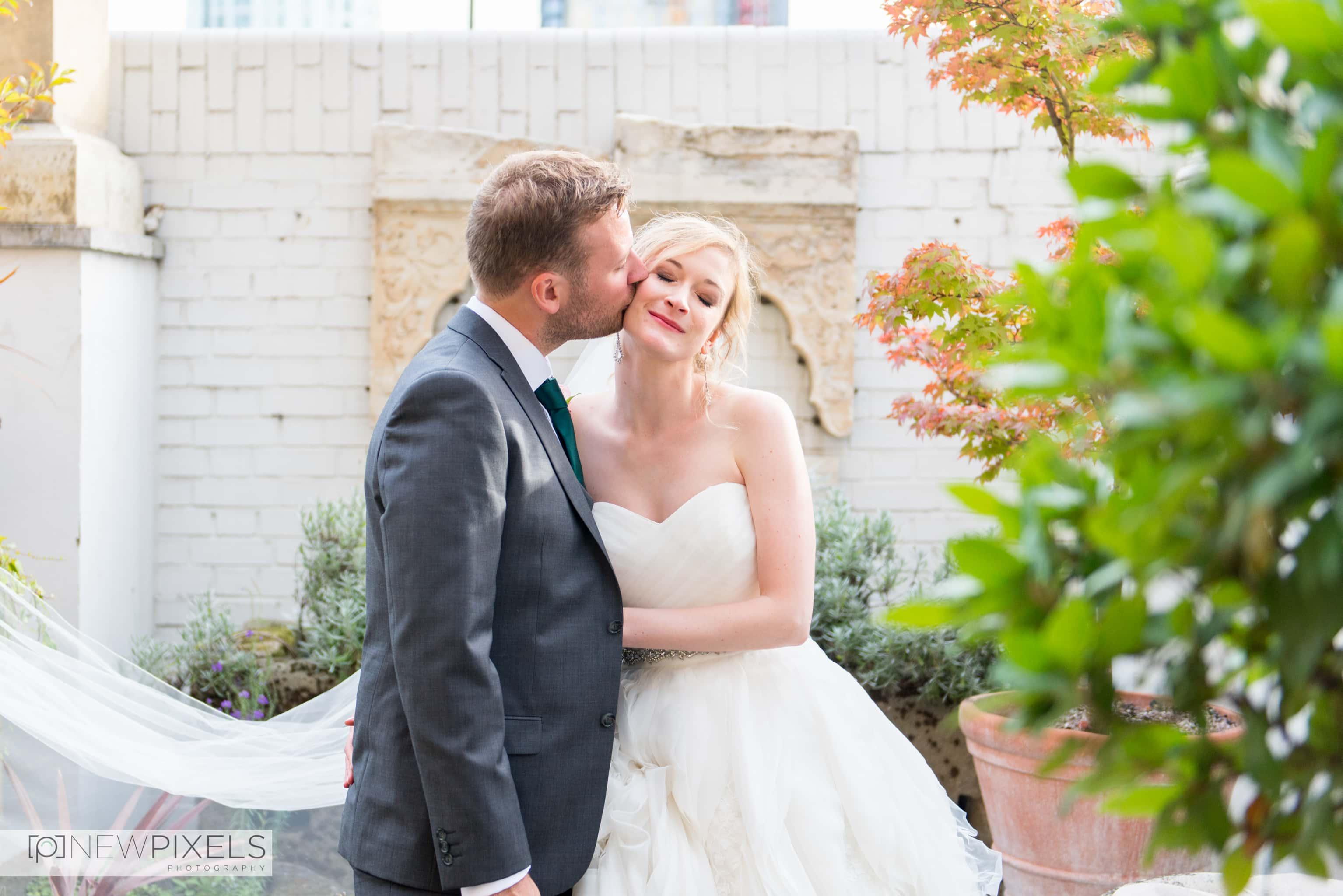 Brunswick House Wedding Photograph-25
