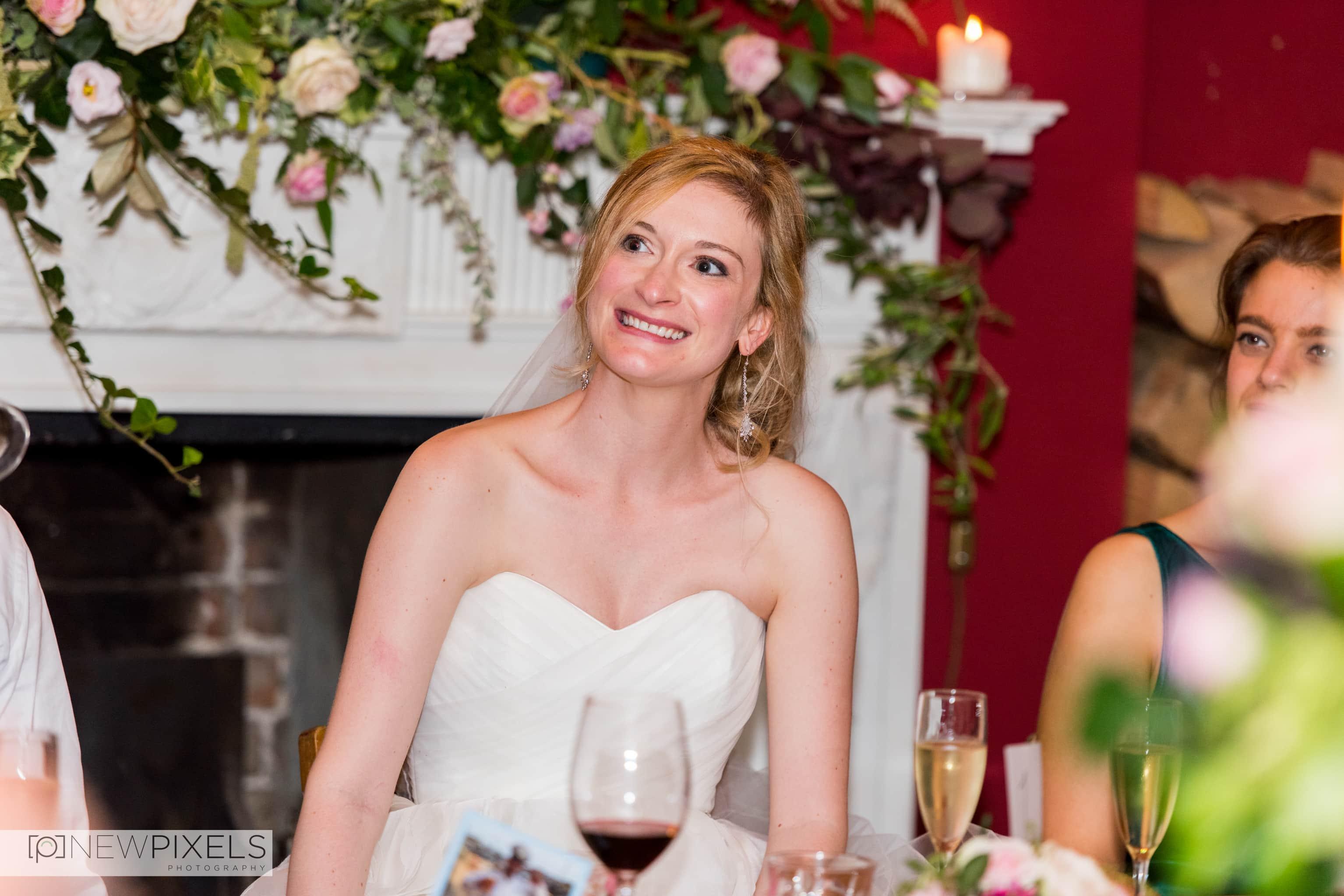 Brunswick House Wedding Photograph-34