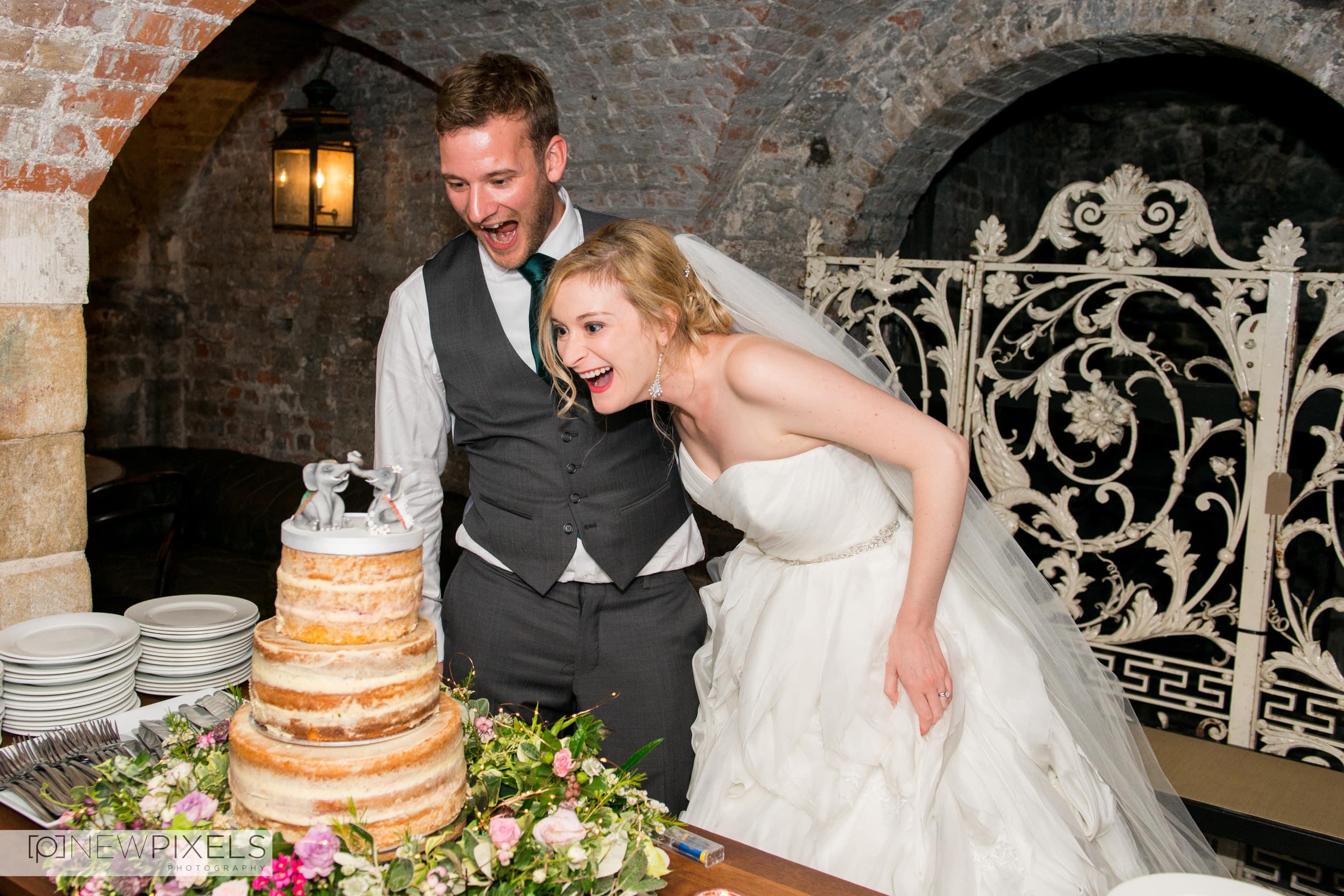 Brunswick House Wedding Photograph-40