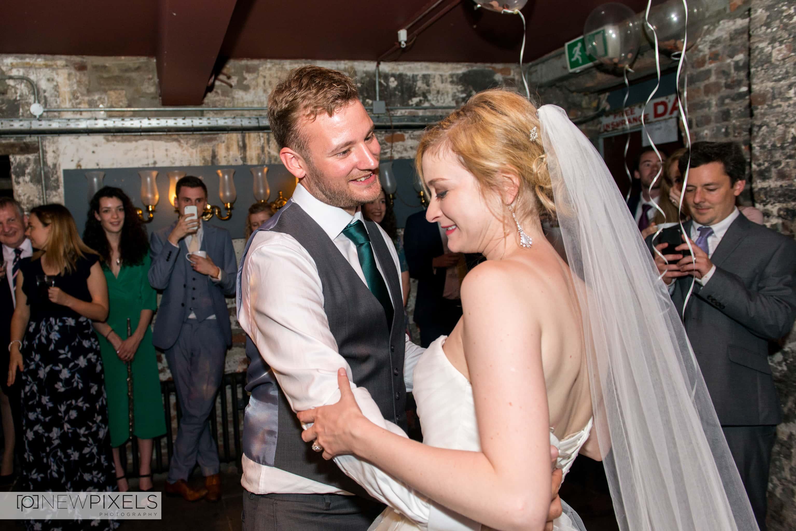Brunswick House Wedding Photograph-41