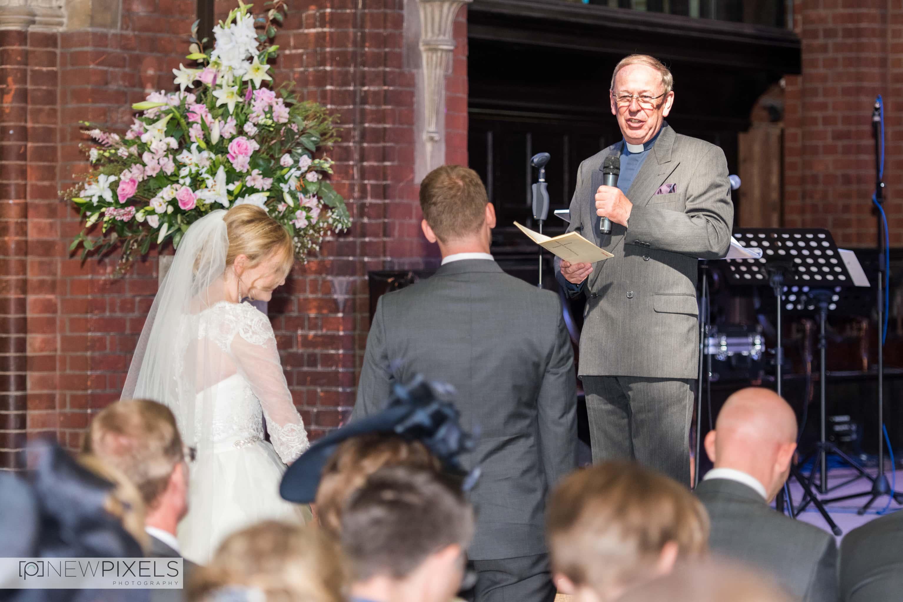 Brunswick House Wedding Photograph-6