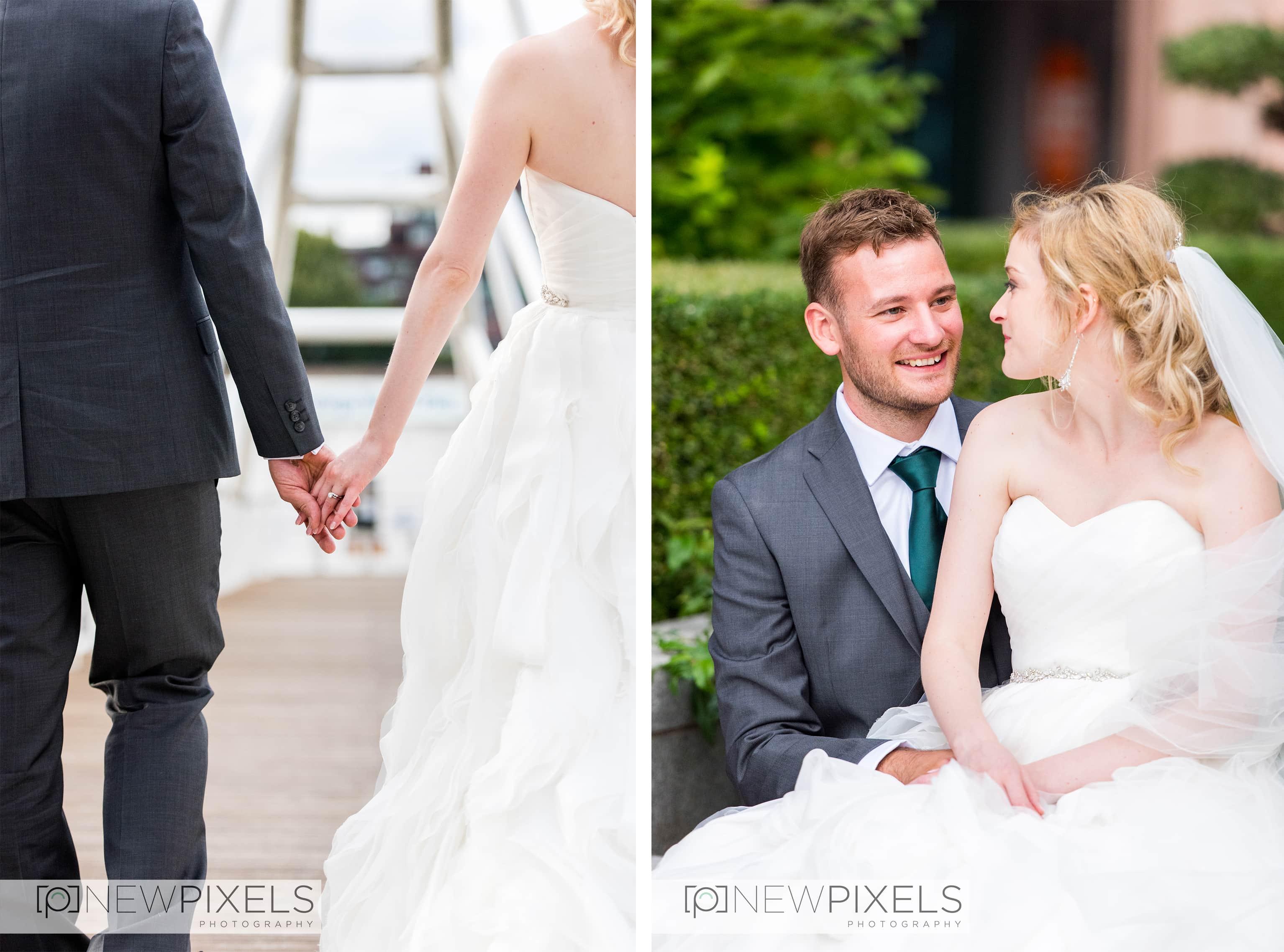 Brunswick House wedding photgrapher