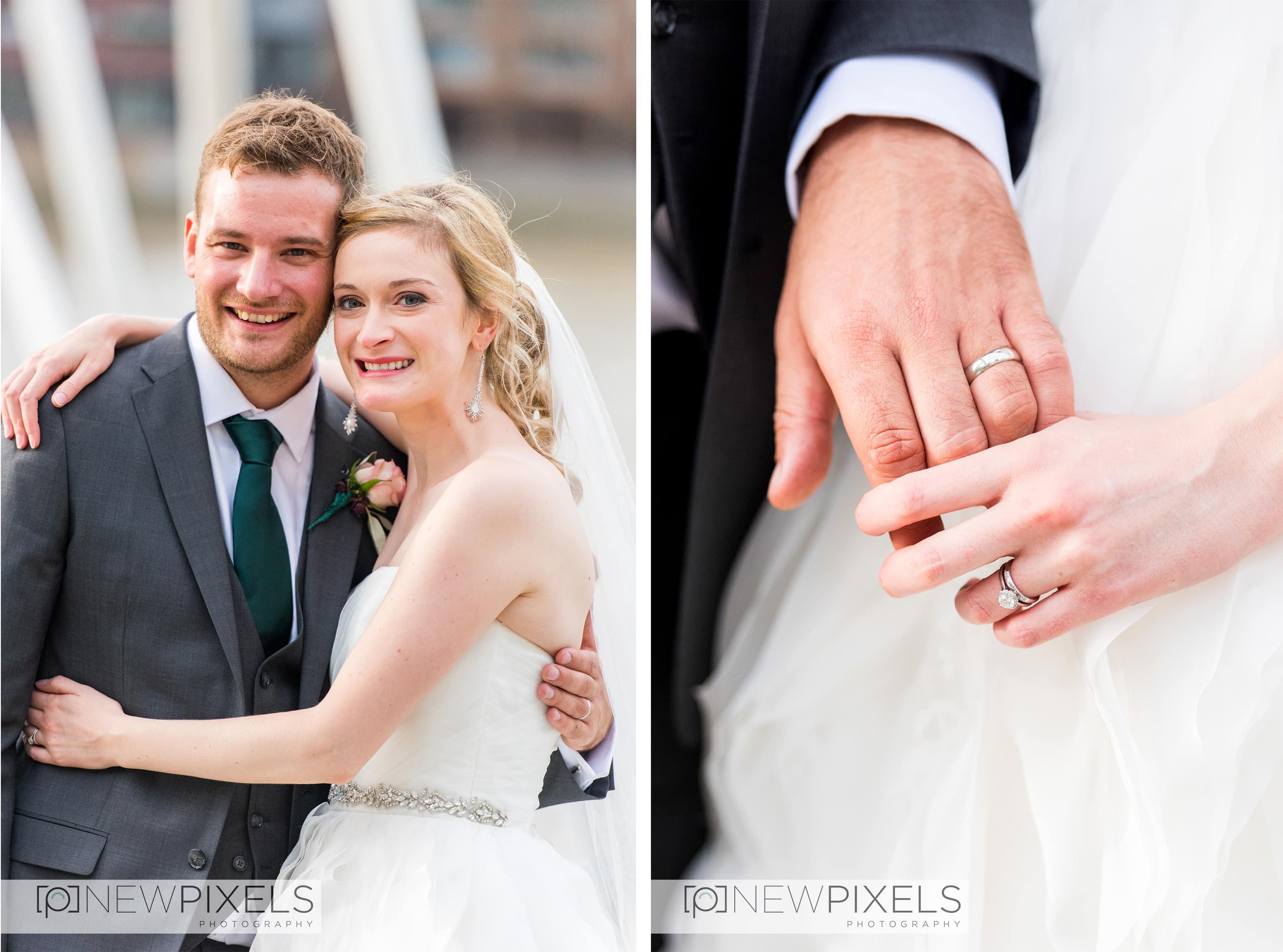 Brunswick House wedding photgraphy