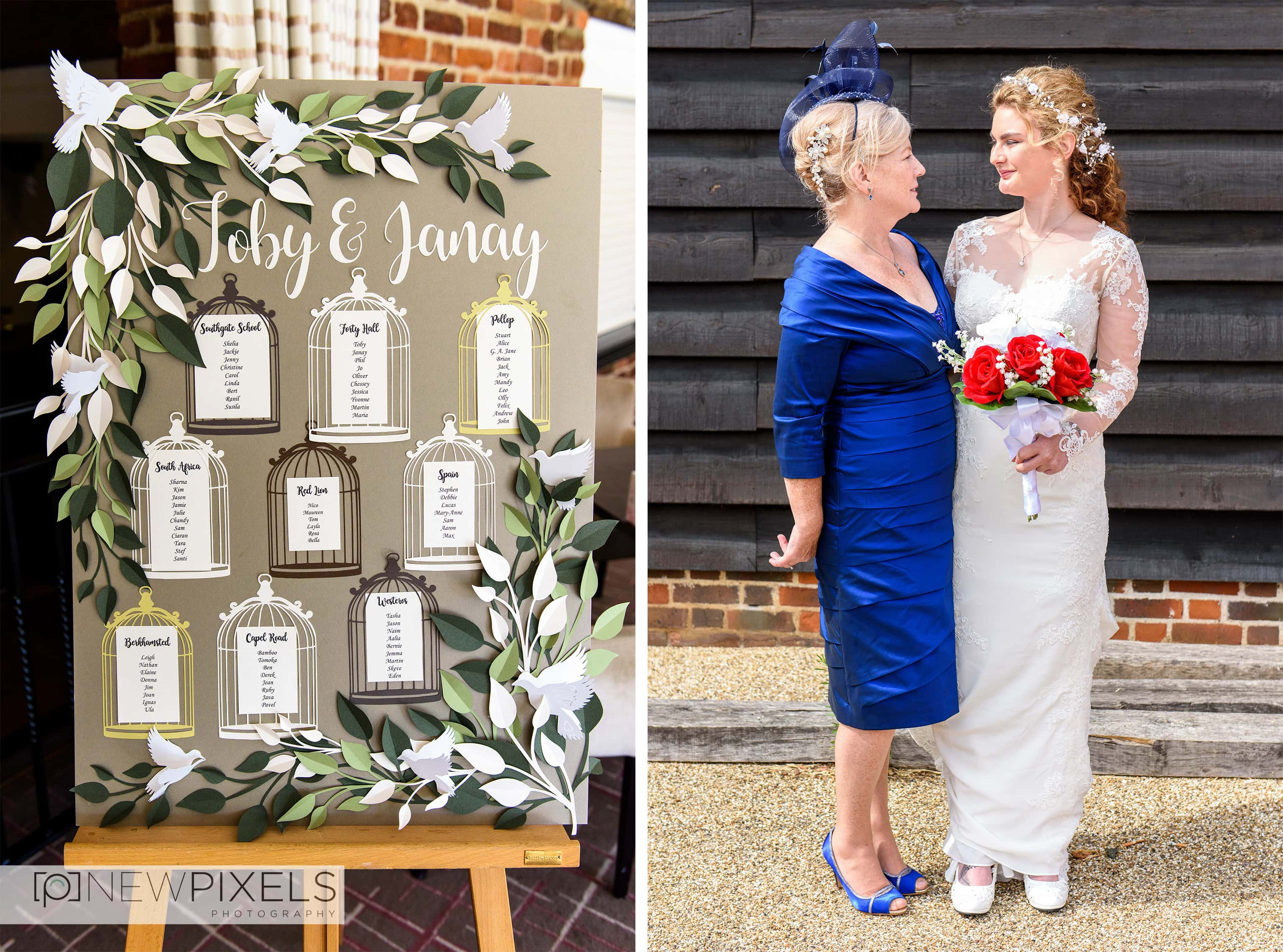 Forty Hall Wedding Photography with New Pixels-15