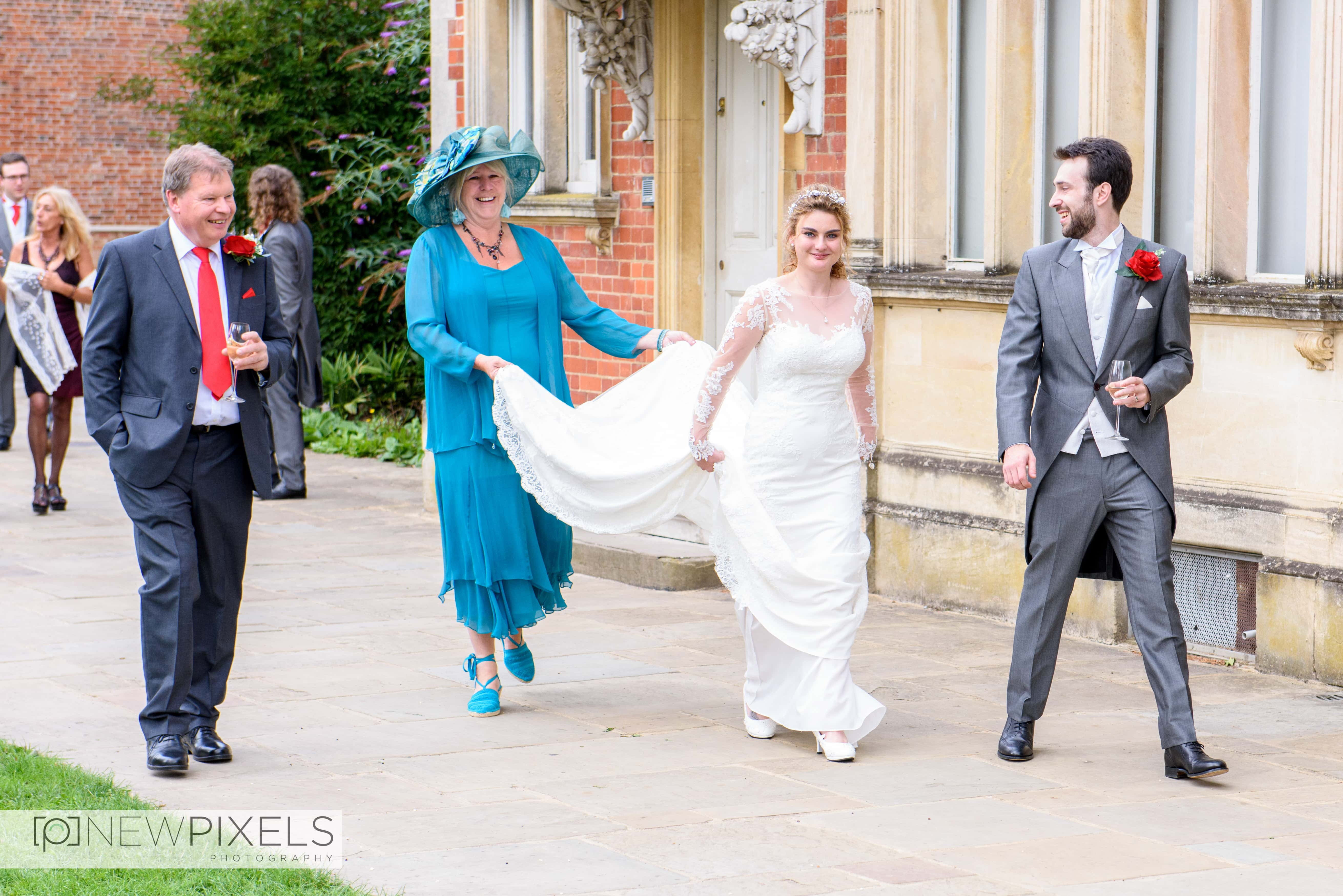 Forty Hall Wedding Photography with New Pixels-37