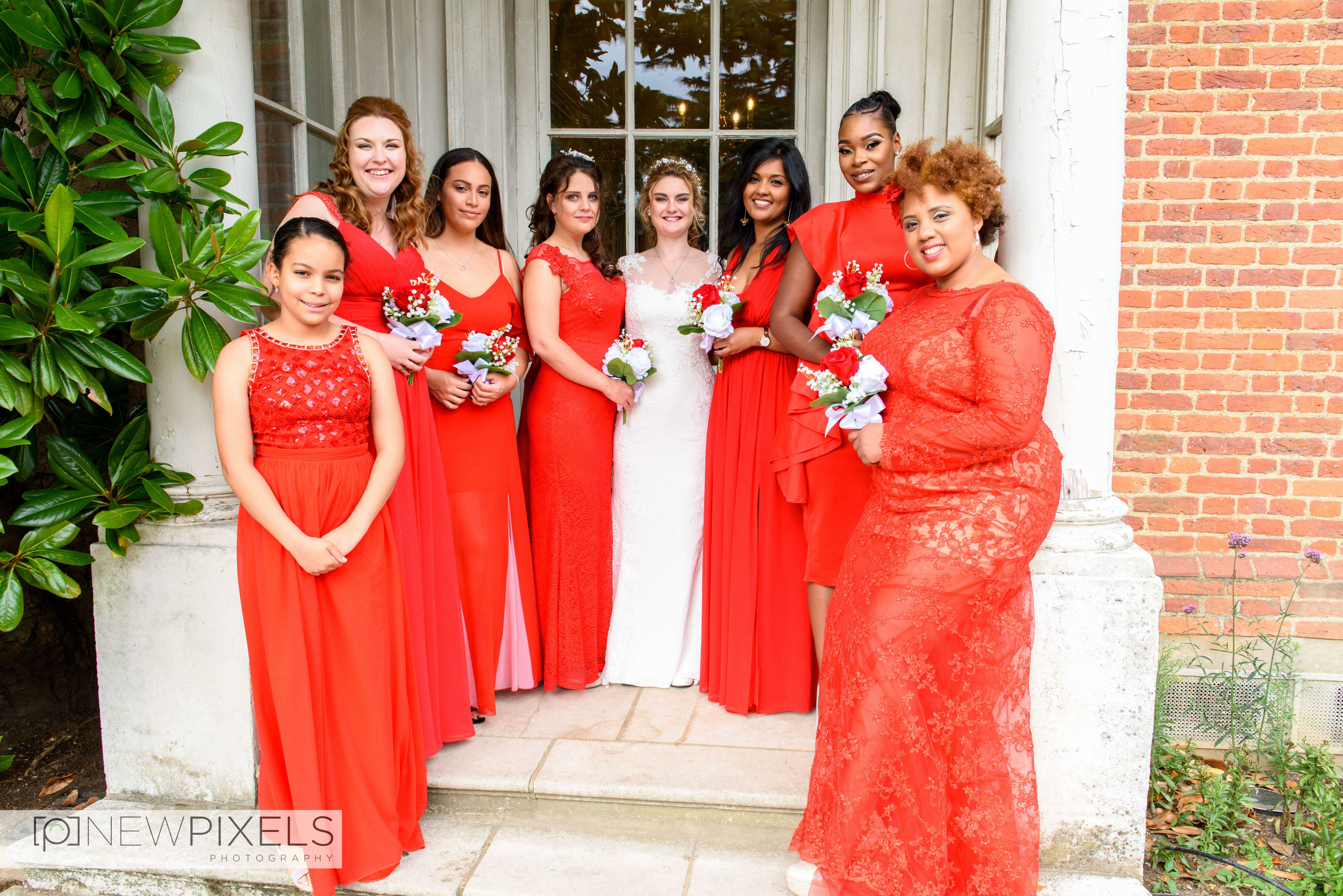 Forty Hall Wedding Photography with New Pixels-38