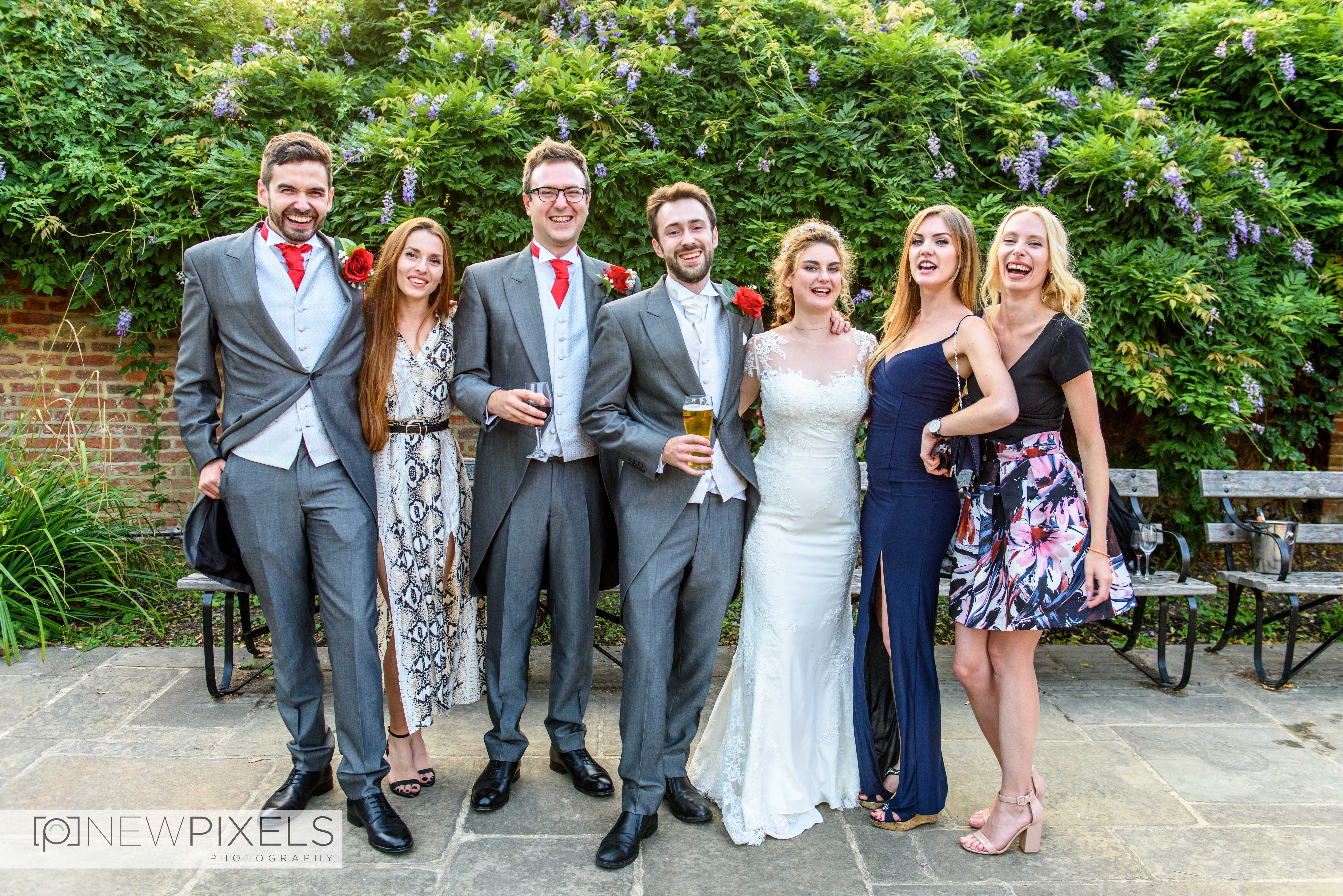 Forty Hall Wedding Photography with New Pixels-83