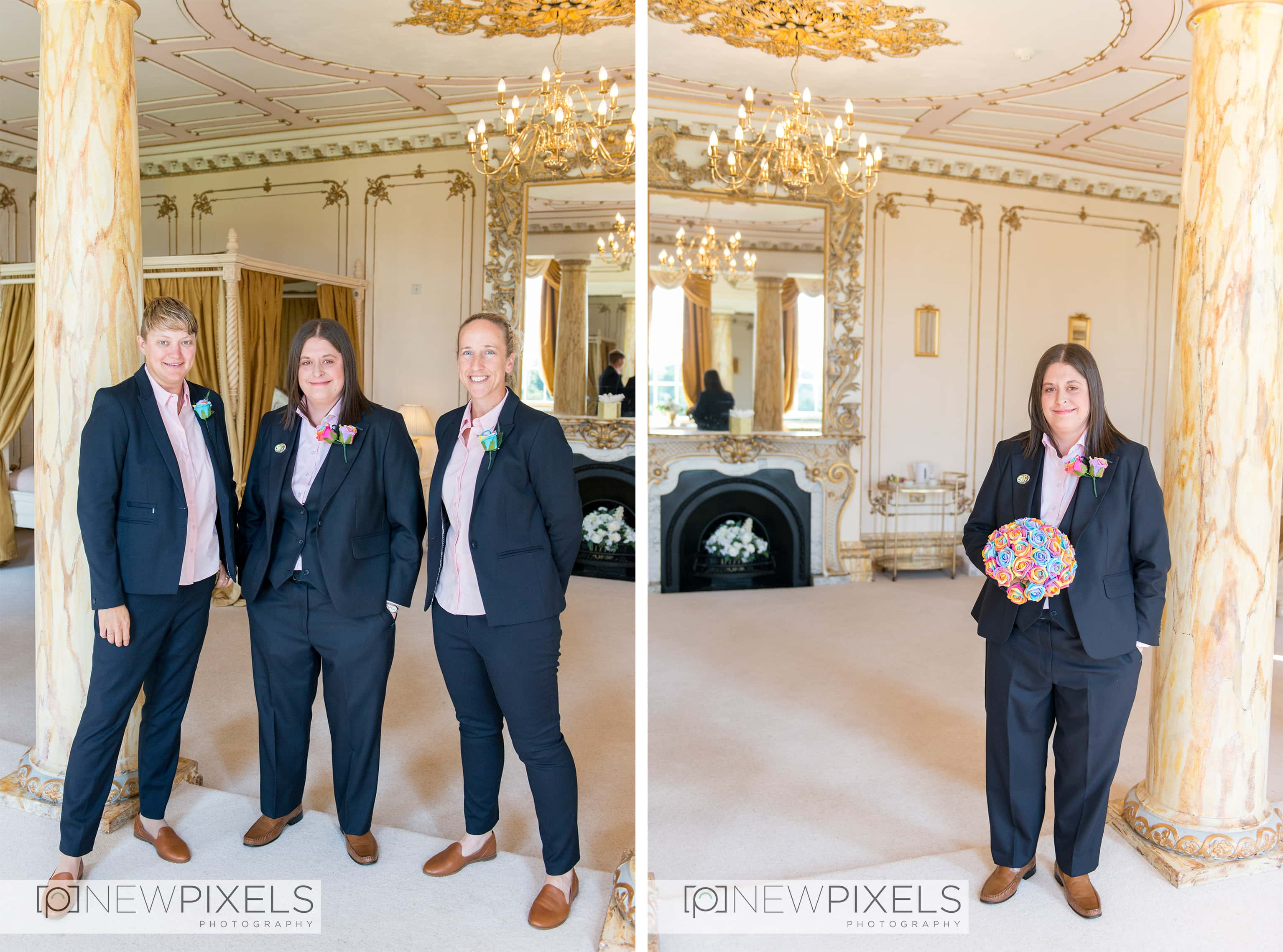 Gosfield Hall Wedding Photographer-5