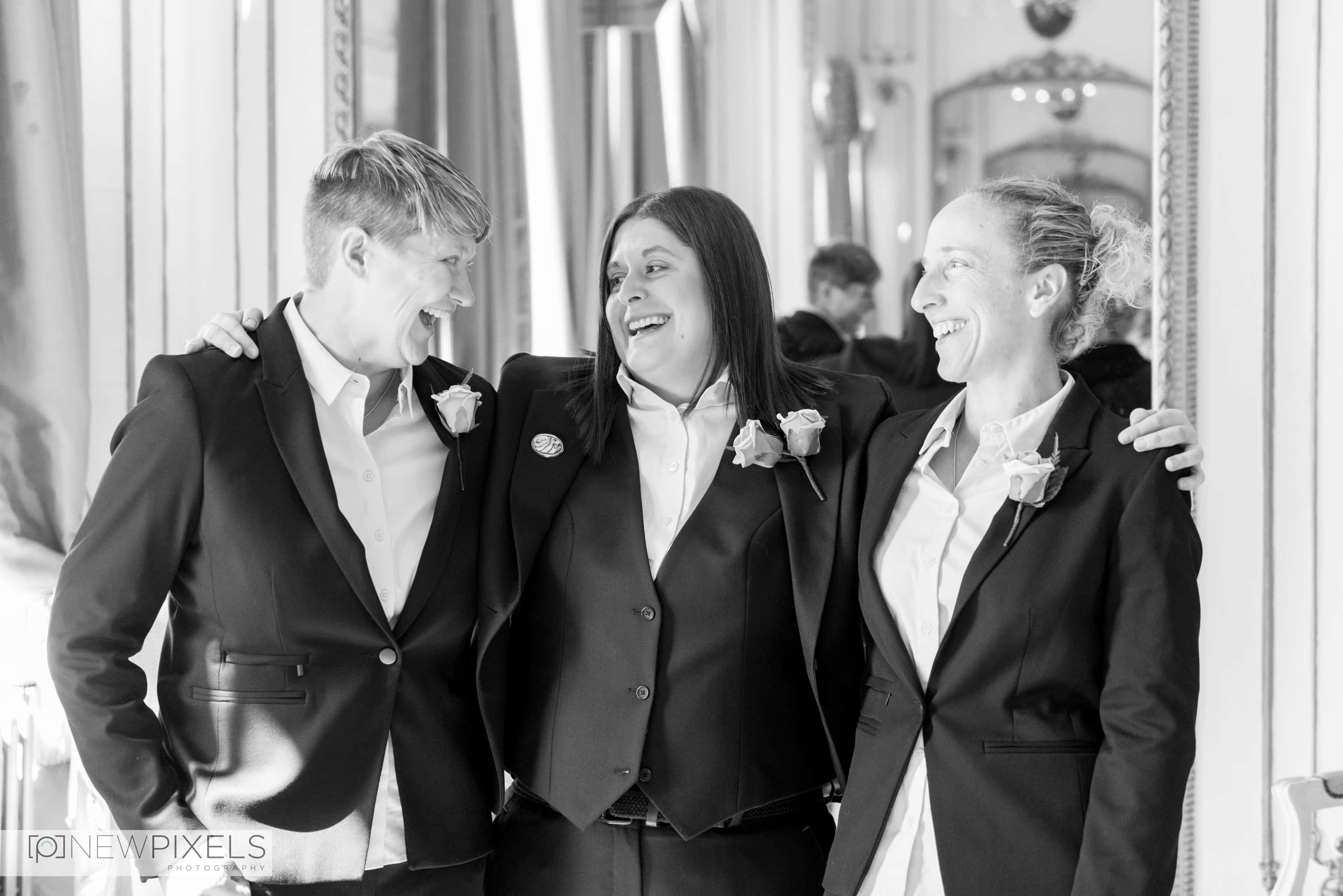 Gosfield Hall Wedding Photographs-15