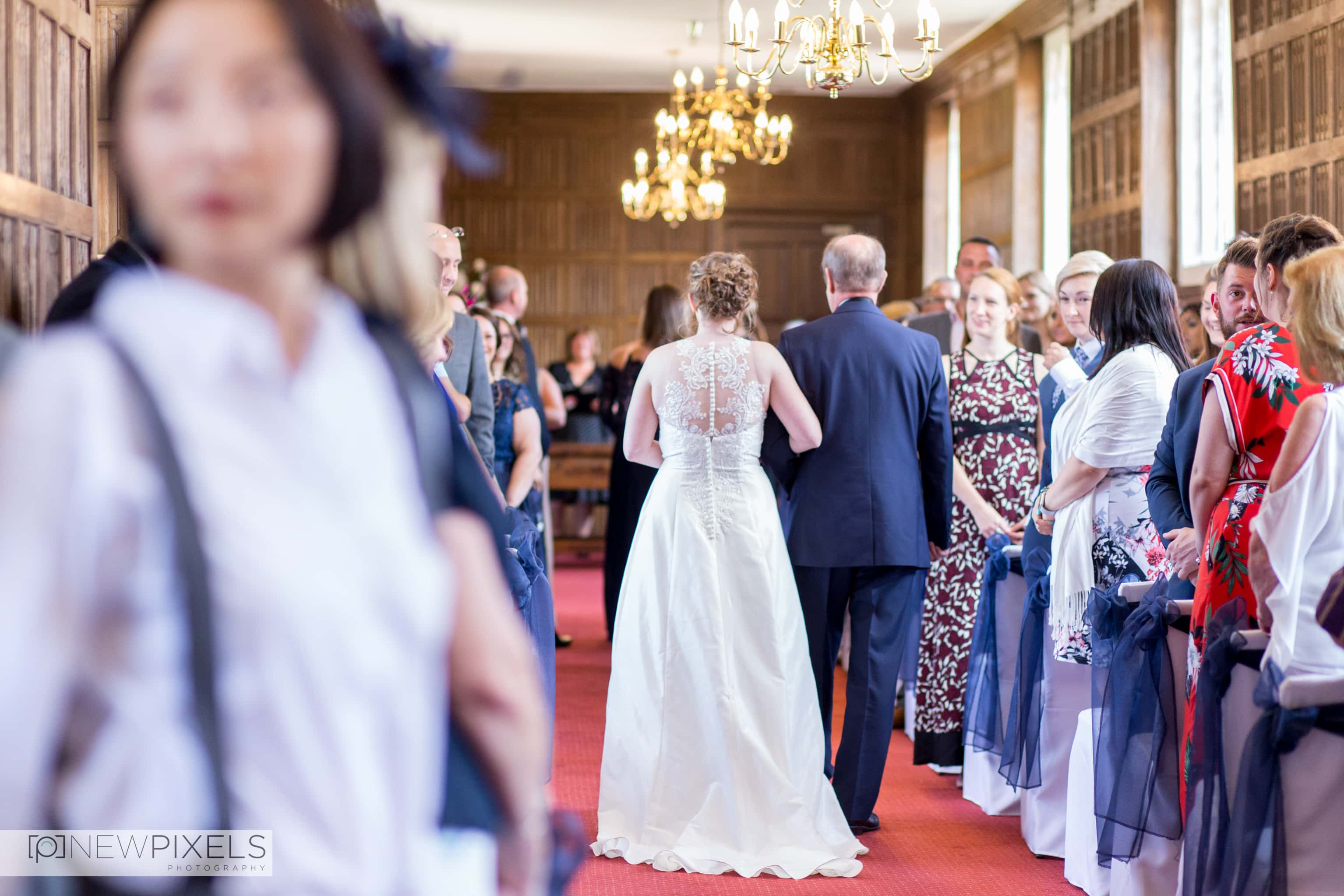Gosfield Hall Wedding Photographs-19