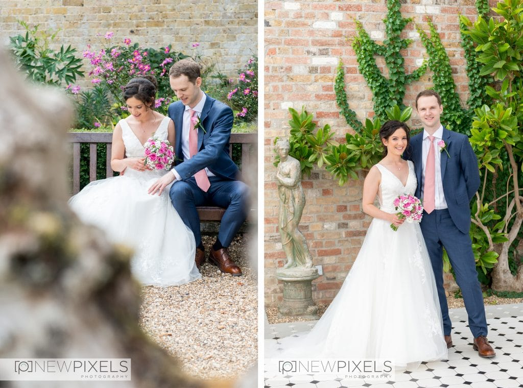Hanbury Manor Marriott Hotel Wedding Photographer 5