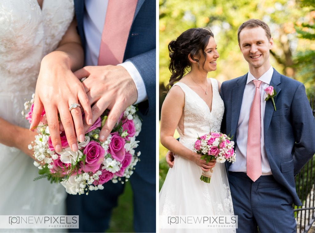 Hanbury Manor Marriott Hotel Wedding Photographer 8