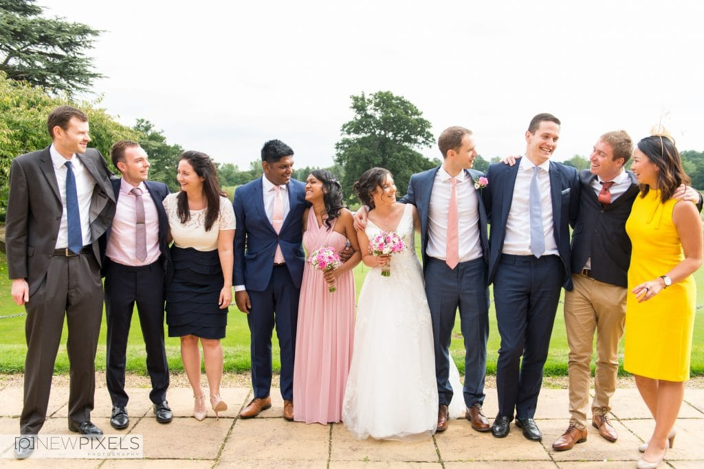 Hanbury Manor Marriott Hotel Wedding Photographs-124