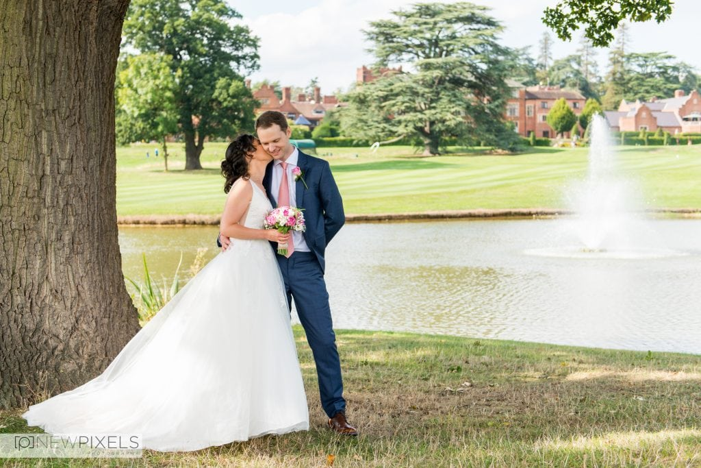 Hanbury Manor Marriott Hotel Wedding Photographs-227