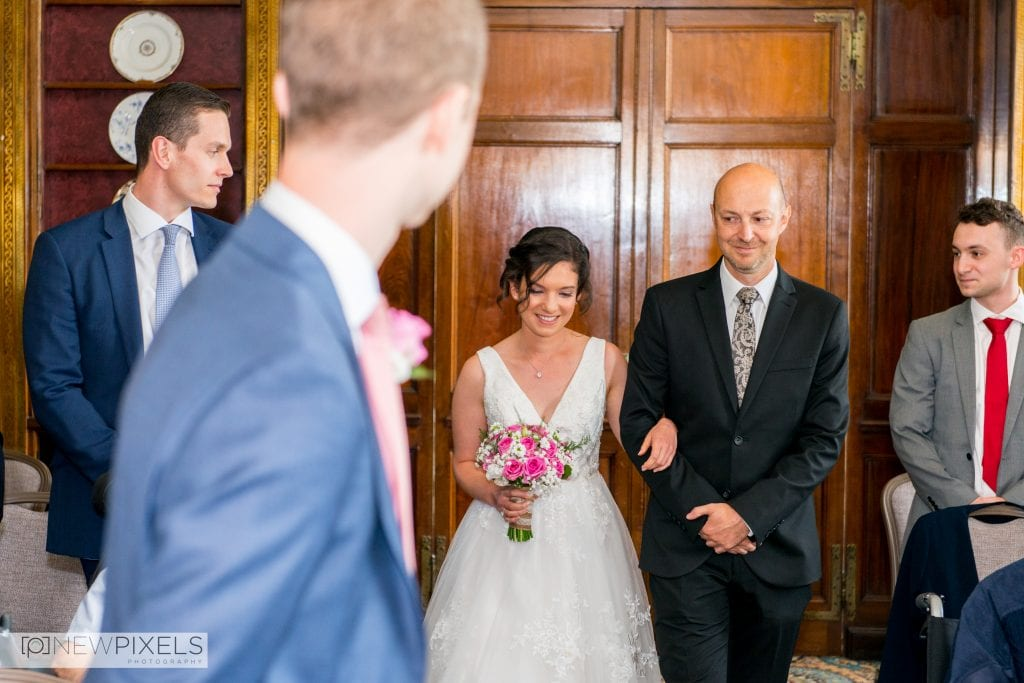 Hanbury Manor Marriott Hotel Wedding Photographs-38