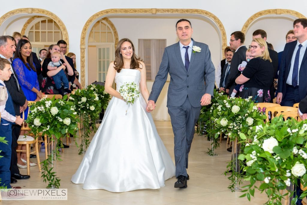 Northbrook Park Wedding Photography-12