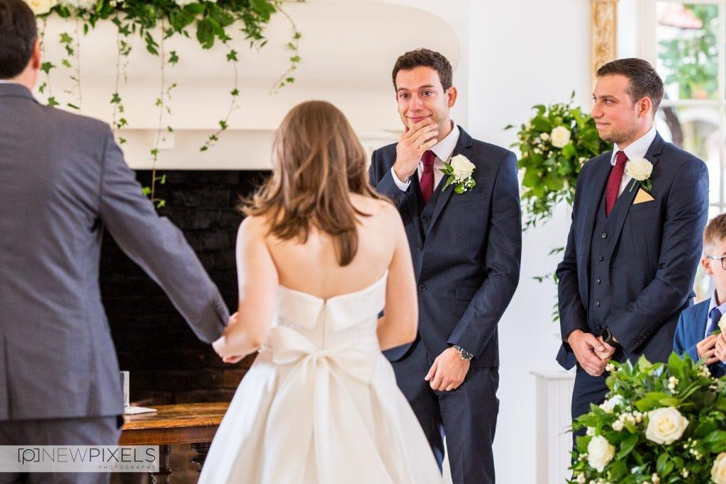 Northbrook Park Wedding Photography-13