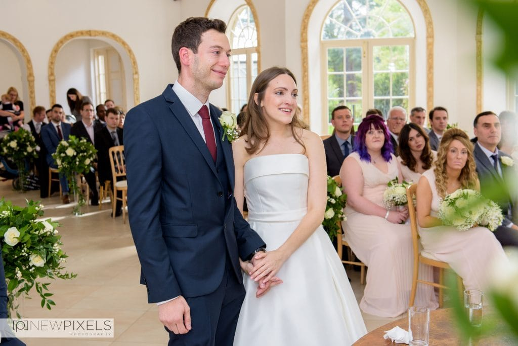 Northbrook Park Wedding Photography-17